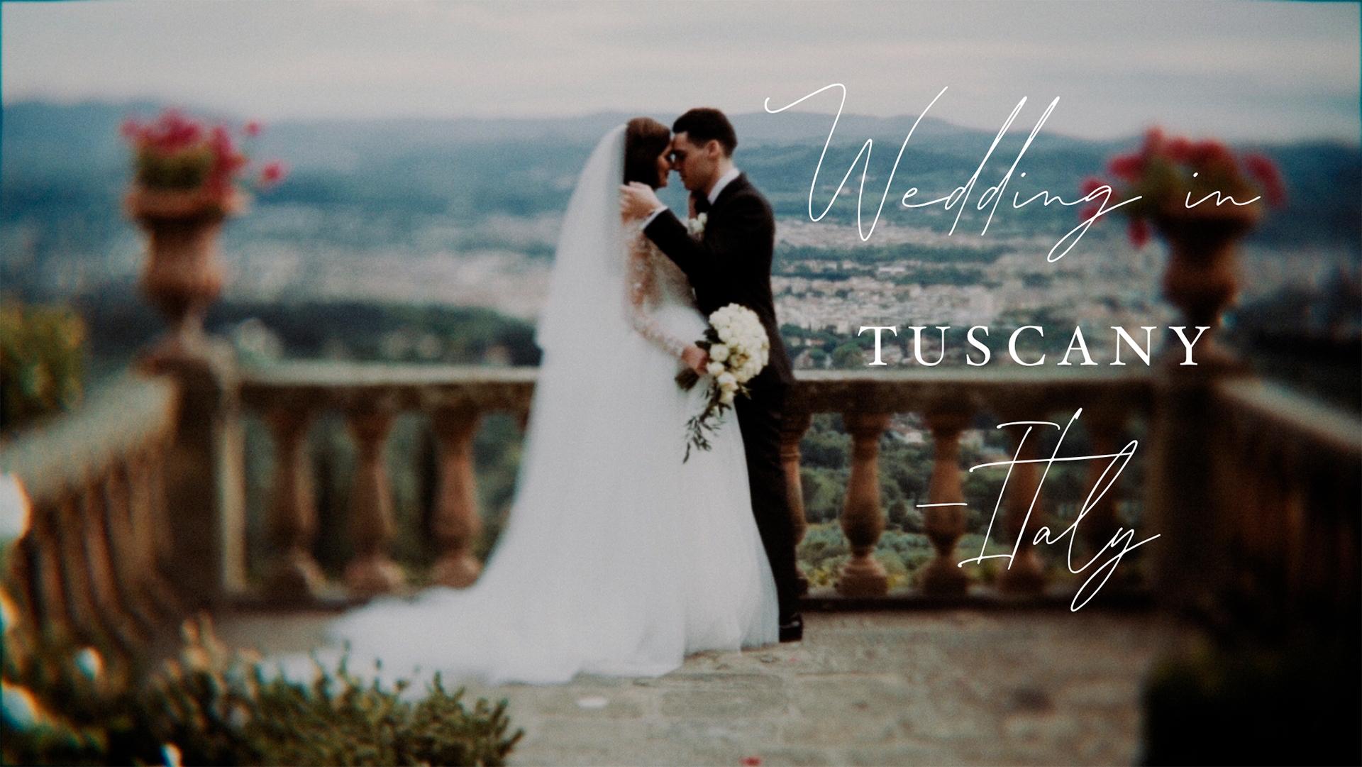 Nick + Emily | Fiesole, Italy | Belmond Villa San Michele