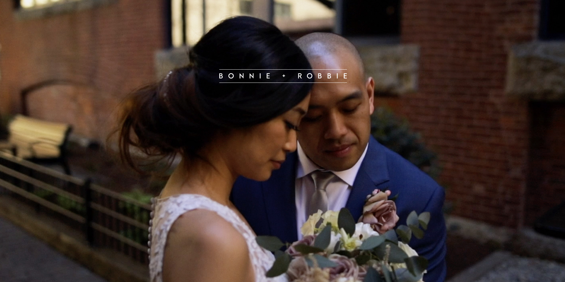 Bonnie + Robbie | Quincy, Massachusetts | China Pearl