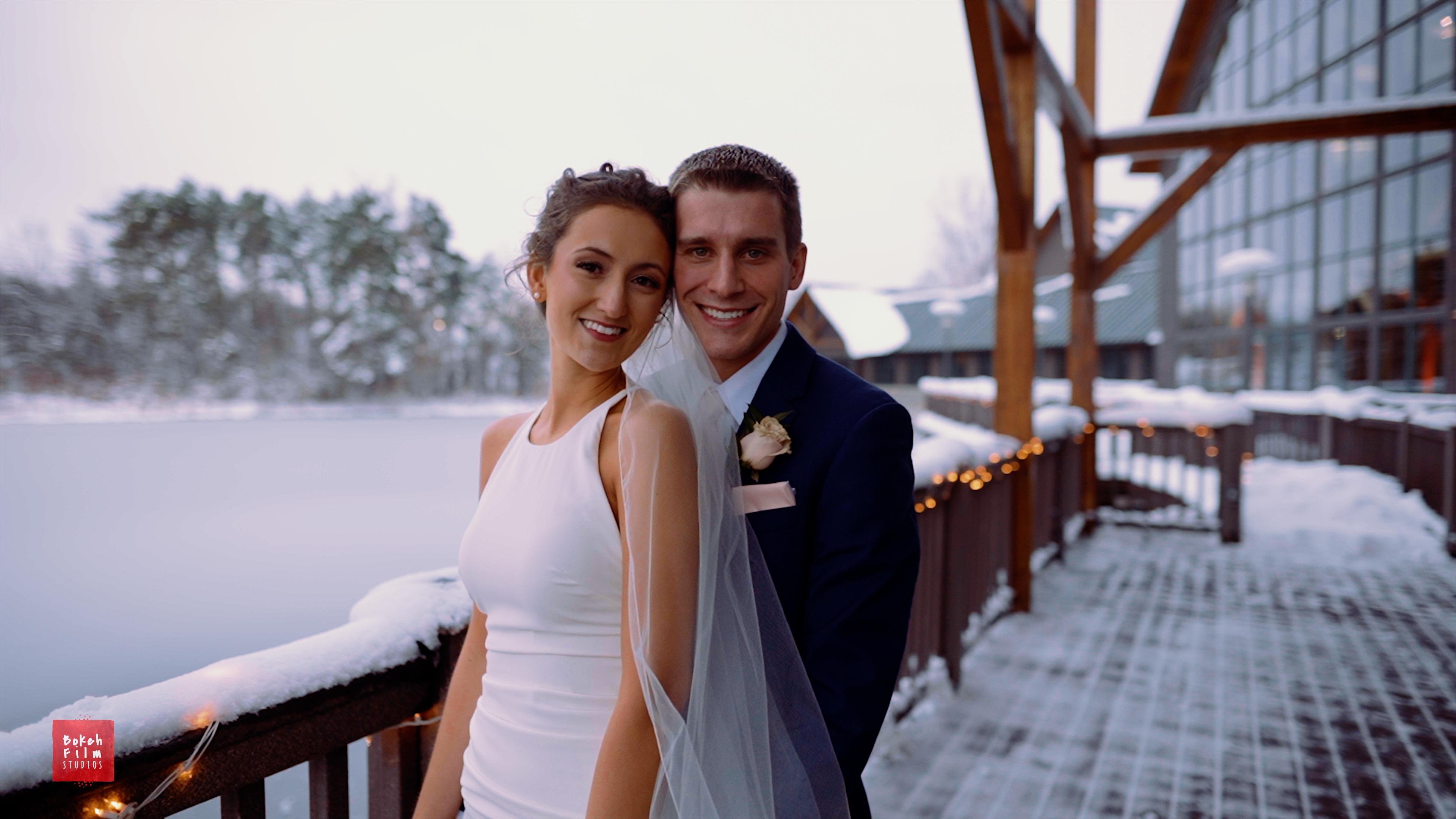 Zach + Siobhan | Skaneateles, New York | The Lodge at Welsh Allyn