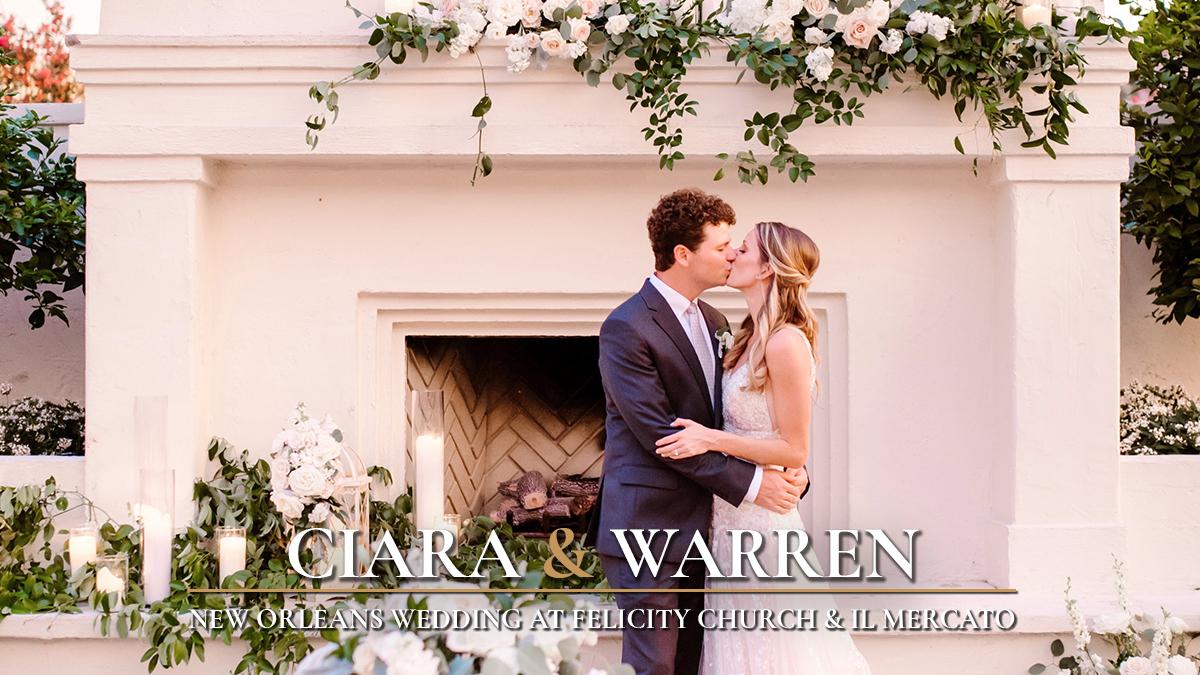 Ciara + Warren | New Orleans, Louisiana | Il Mercato