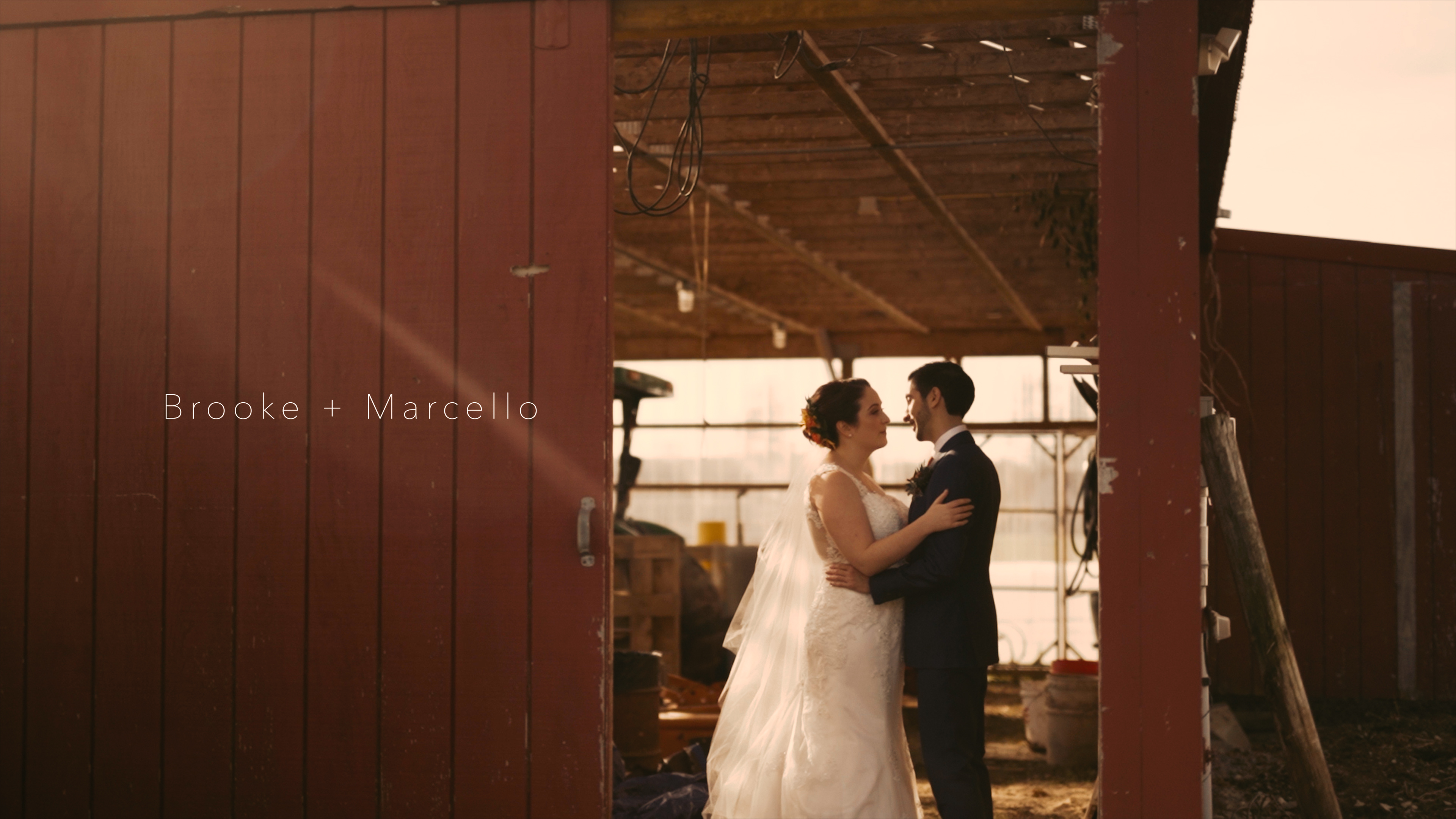 Brooke + Marcello | Groton, Massachusetts | The Barn at Gibbet Hill