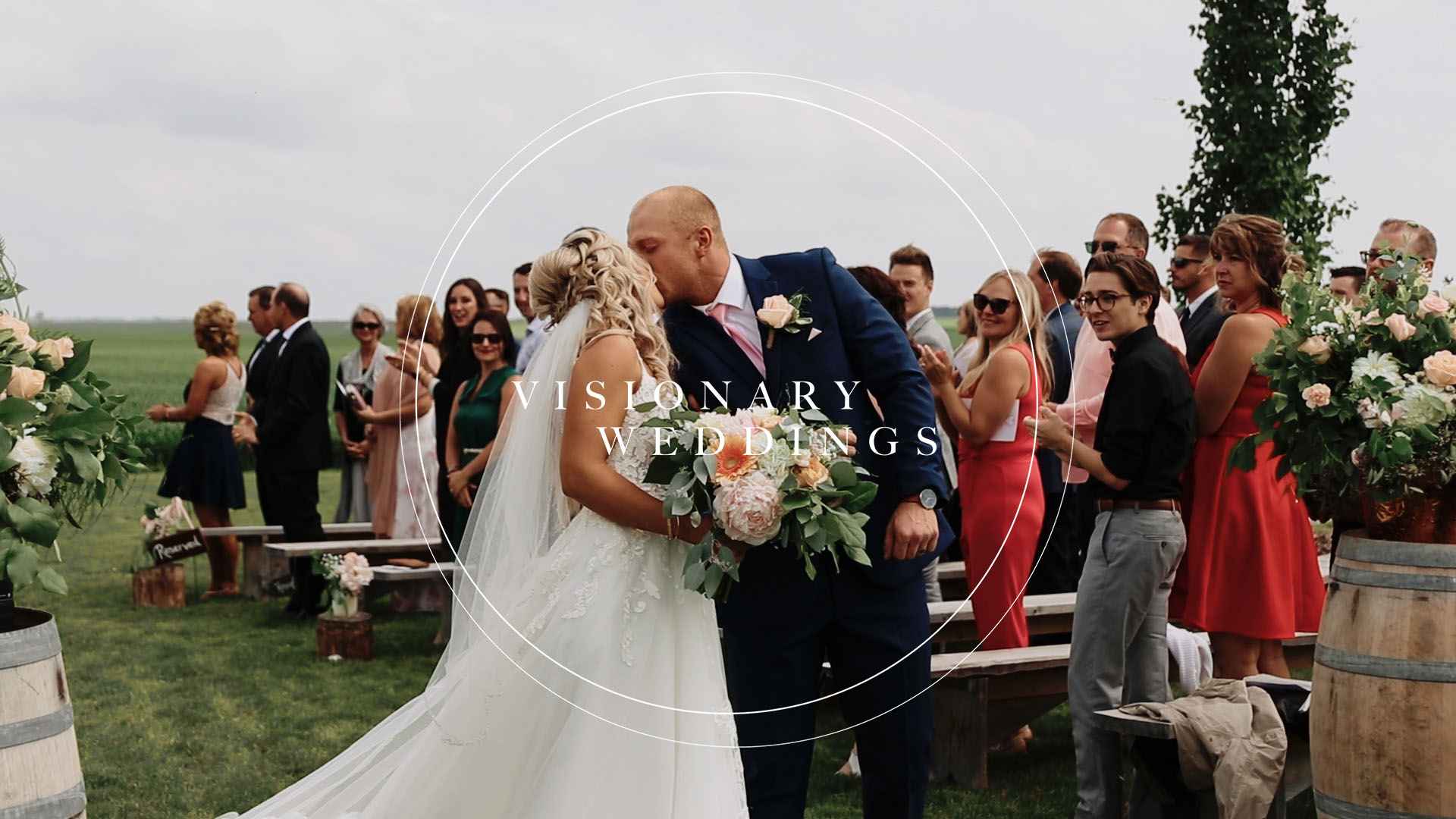 Cheyenne + Cory | Olds, Canada | Willow Lane Barn