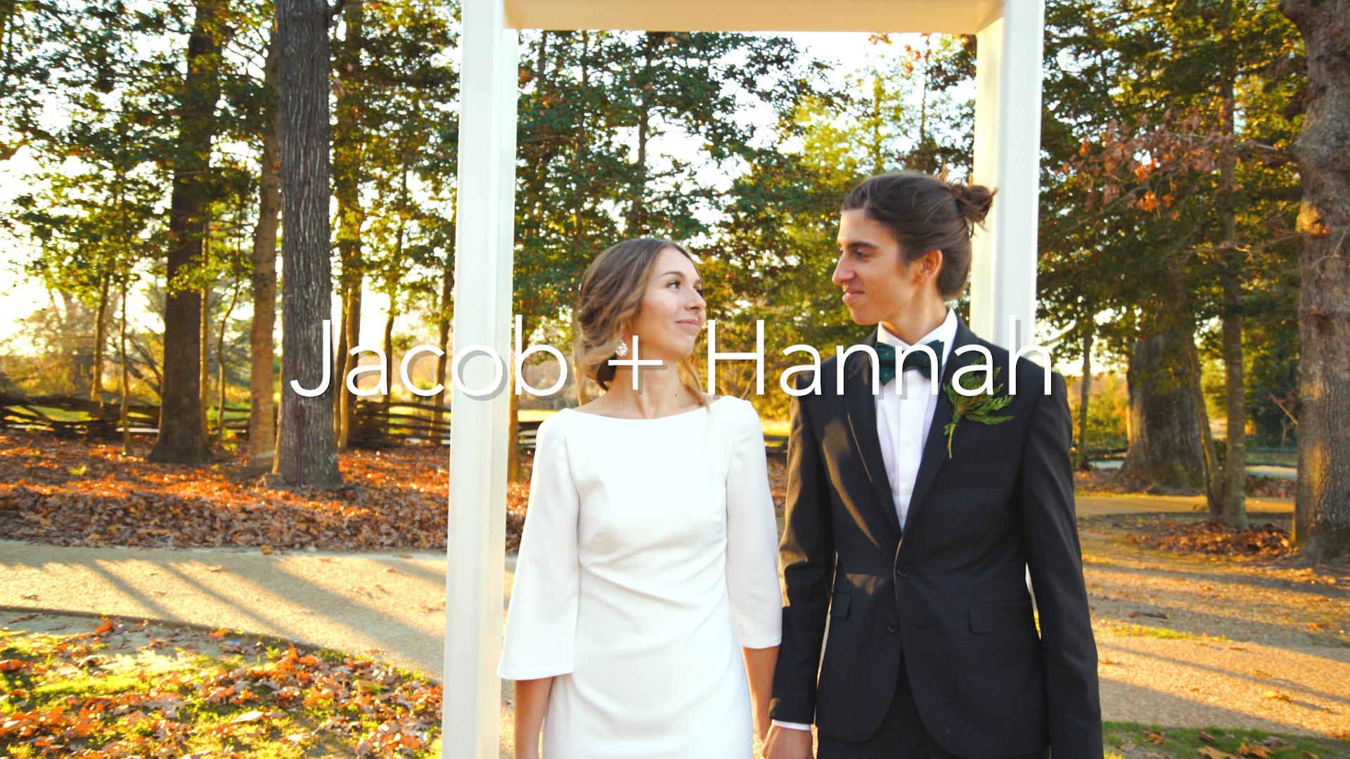 Hannah + Jacob | ,  |