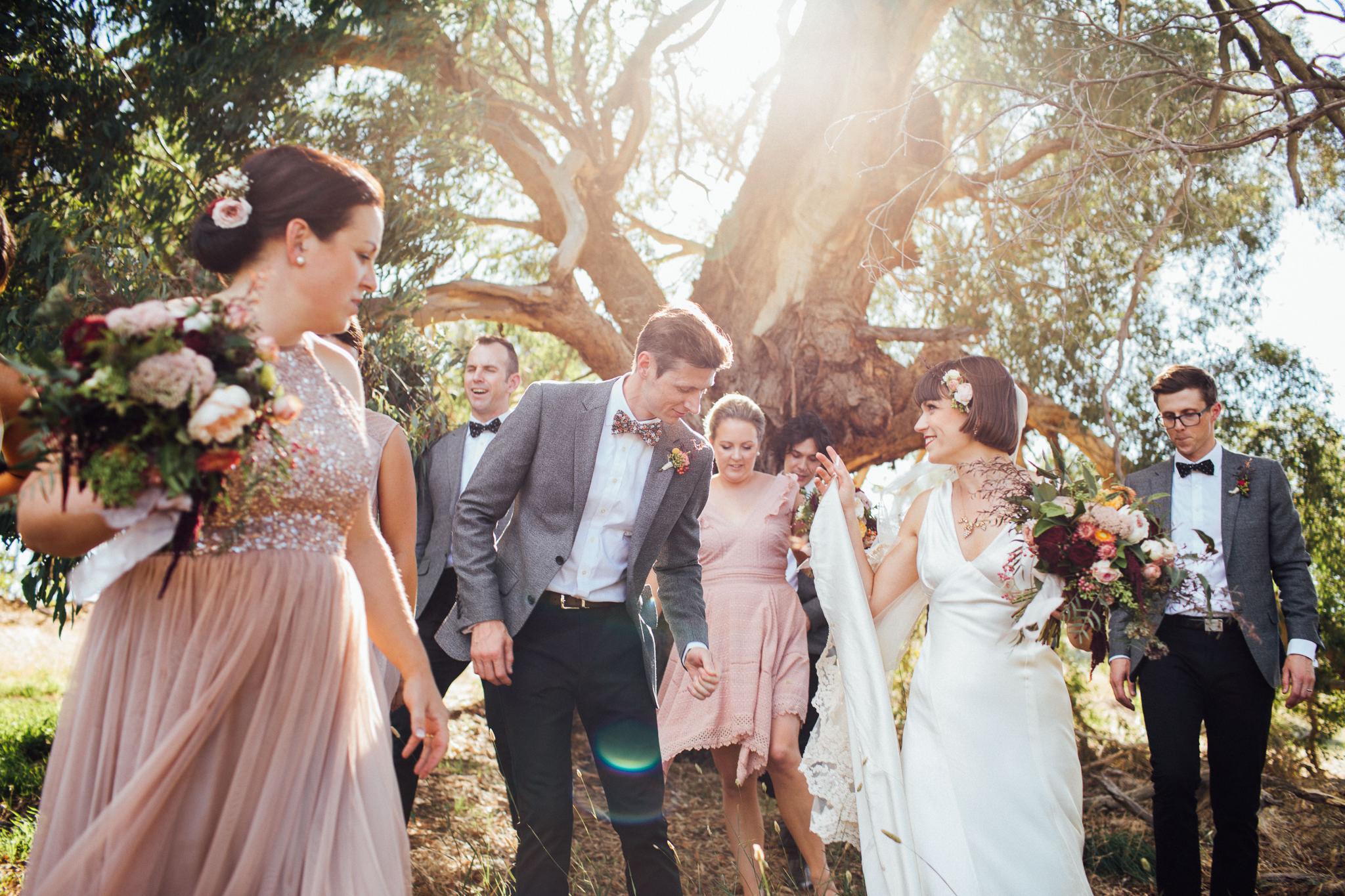 Paige  + Michael | Tooborac, Australia | Mimosa Glen Homestead