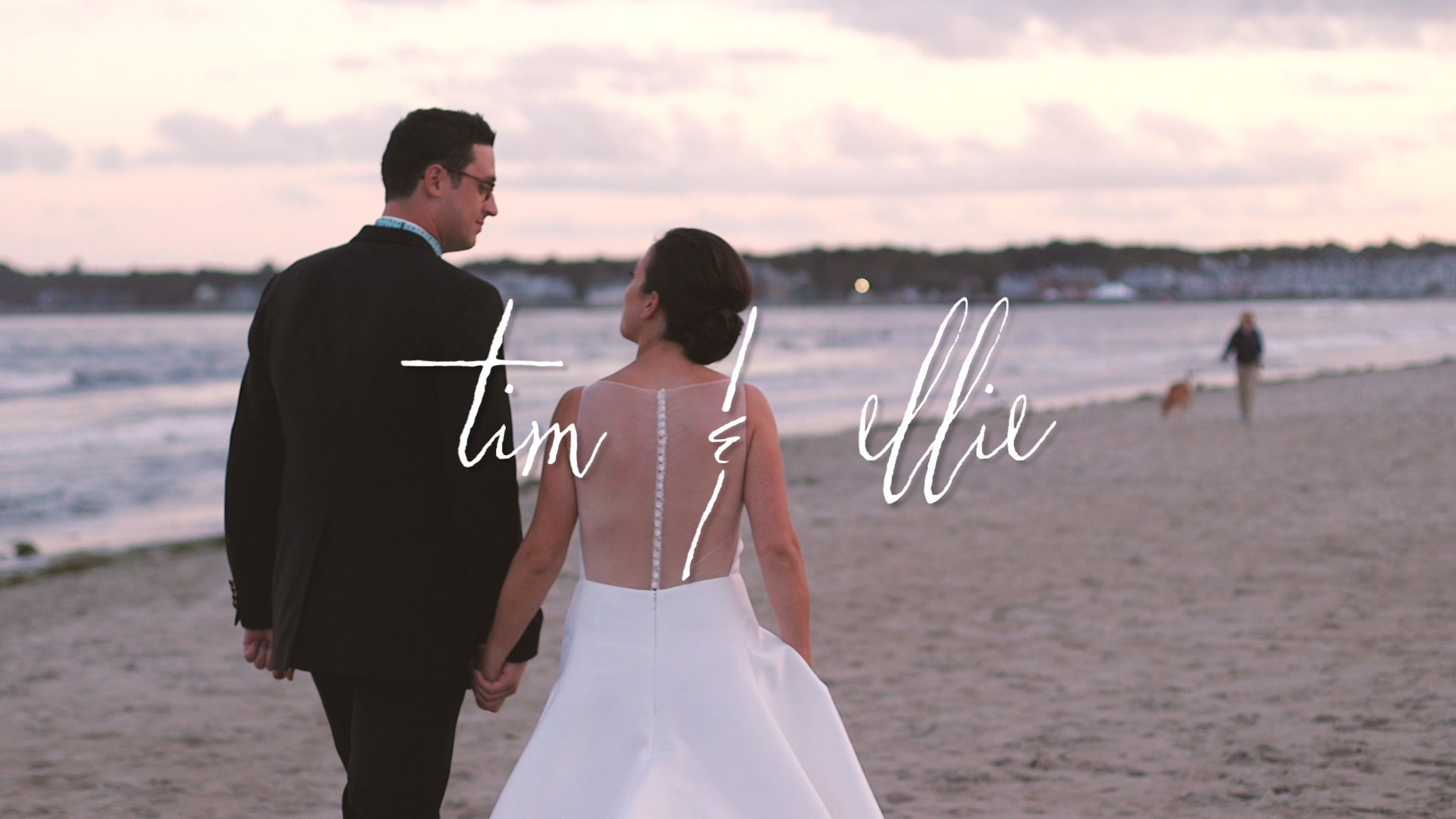 Tim + Ellie | Narragansett, Rhode Island | The Dunes Club