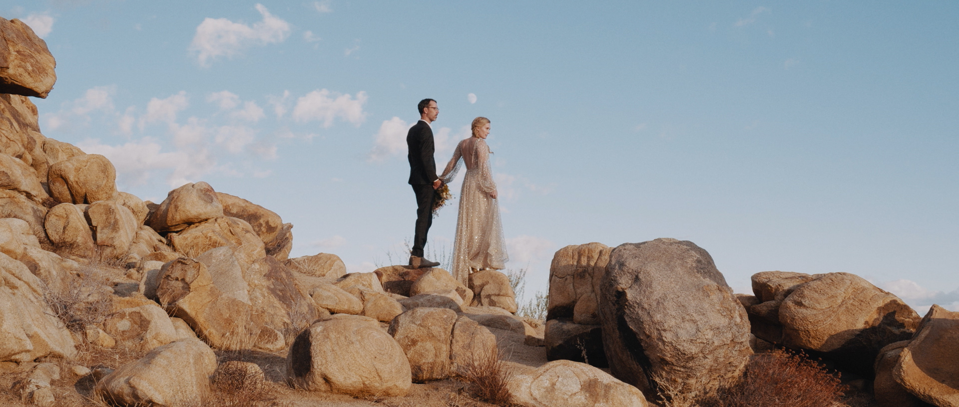 Lisa + Jacques | Pioneertown, California | Rimrock Ranch