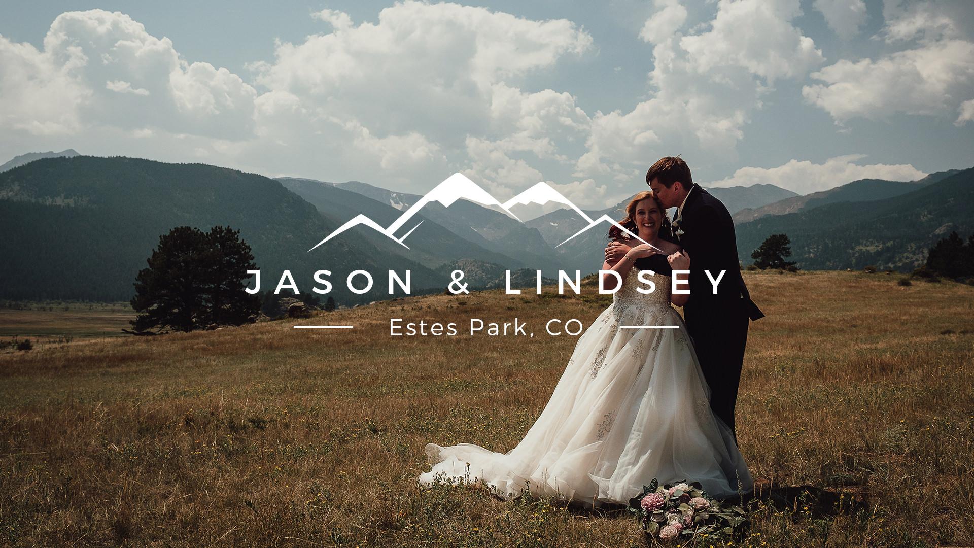 Jason + Lindsey | Estes Park, Colorado | Della Terra