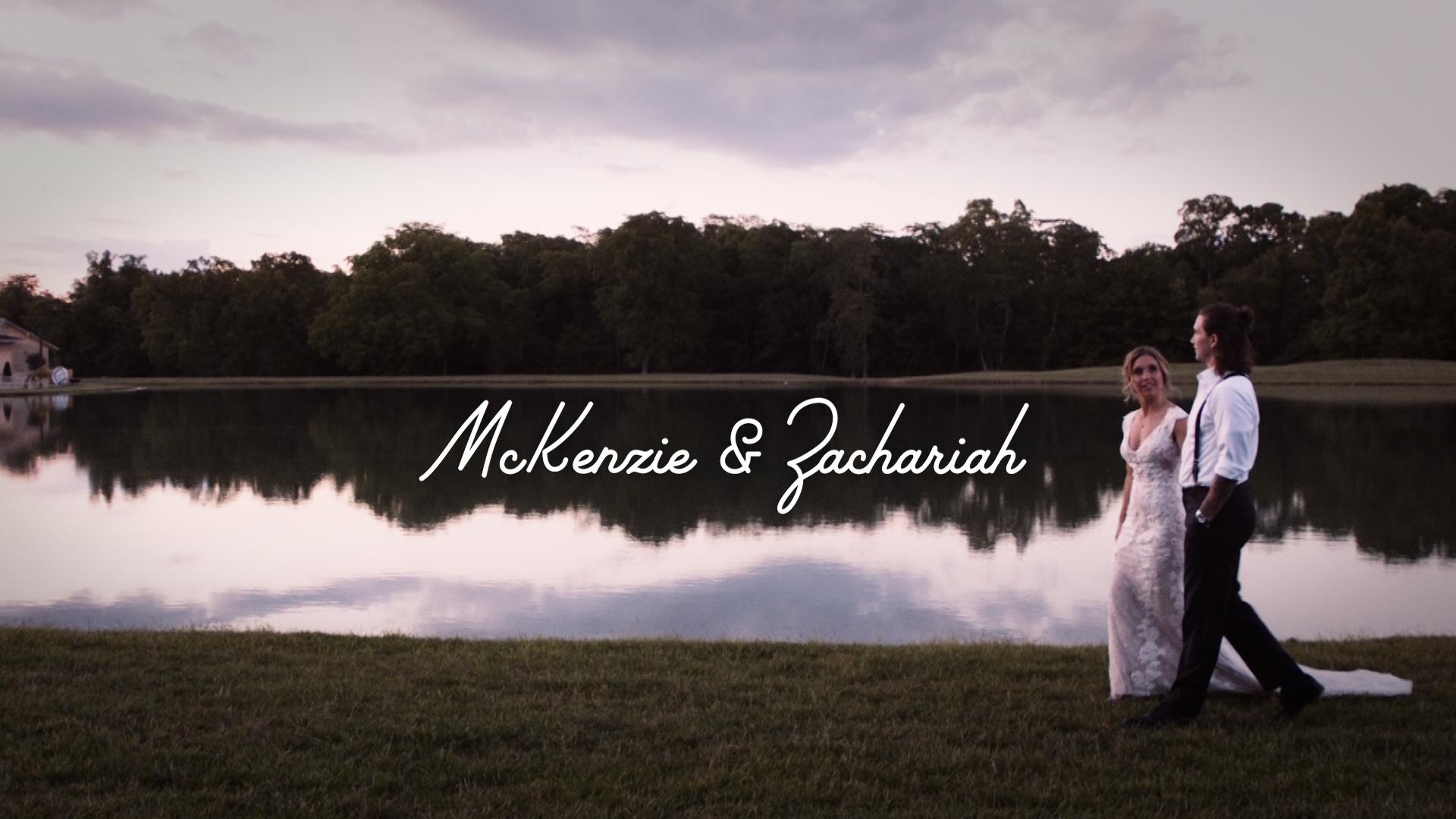 Zachariah + McKenzie | Piqua, Ohio | High Acre Farm