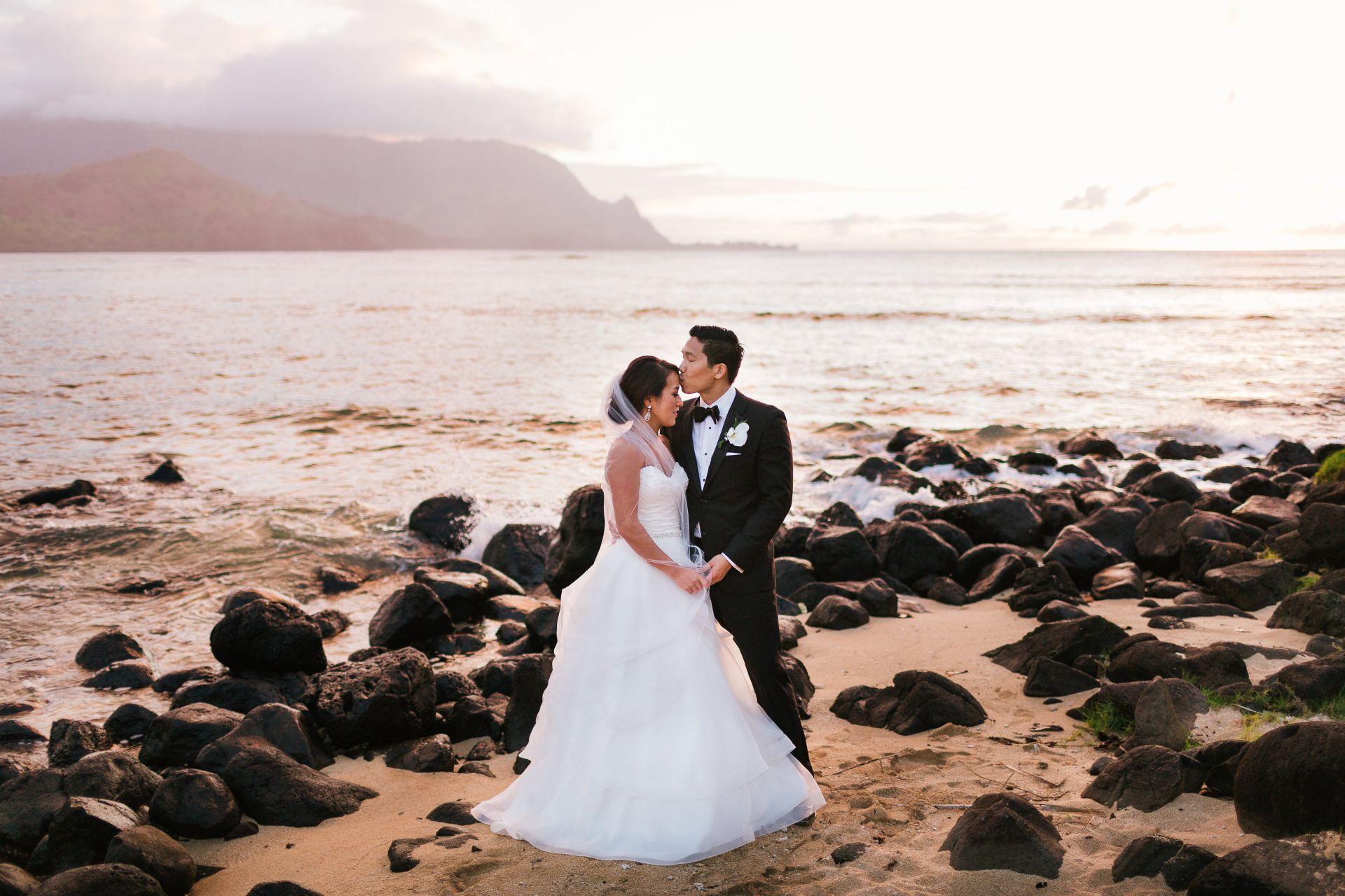 Mindy + Cary | Kauai County, Hawaii | St Regis Princeville