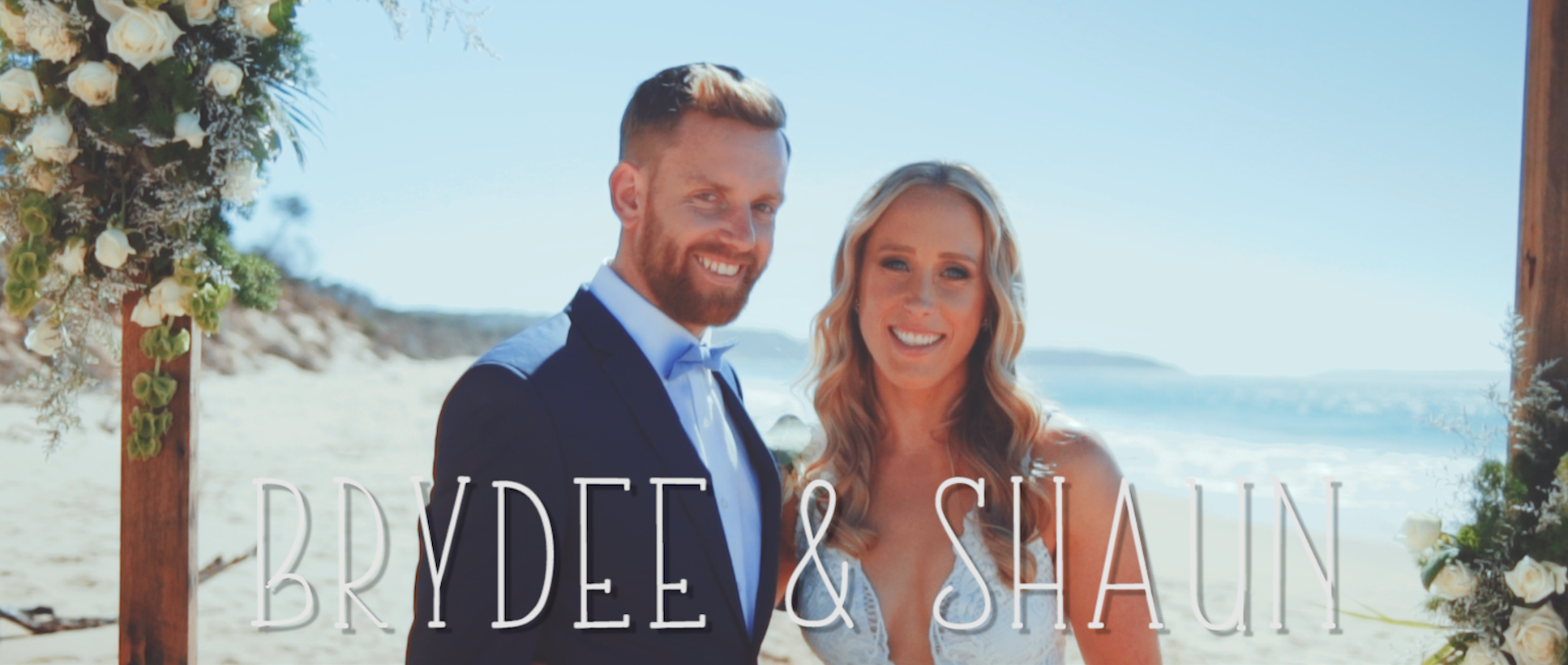 Brydee + Shaun | Sorrento, Australia | The Baths