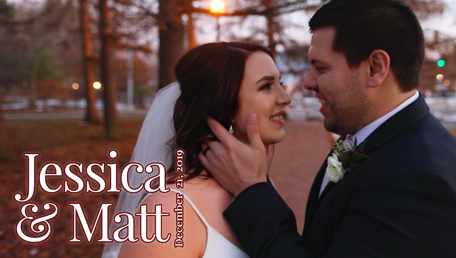 Jessica + Matt | Champaign, Illinois | Hilton Garden Inn