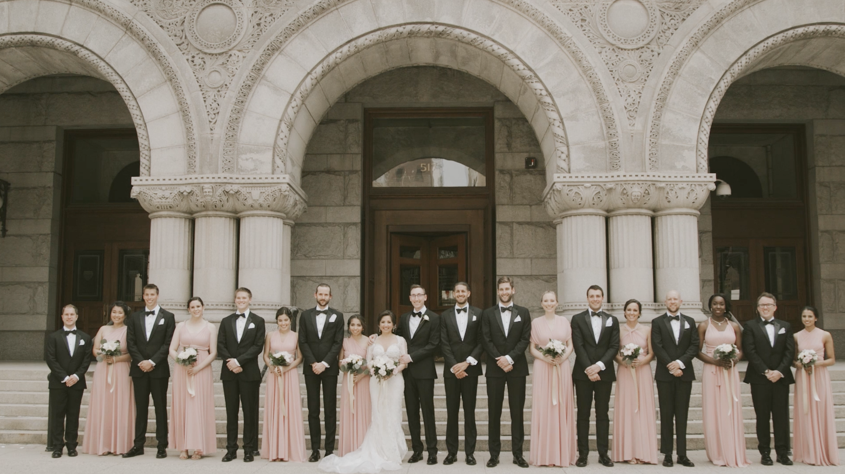 Zach + Tanya | Milwaukee, Wisconsin | The Pfister