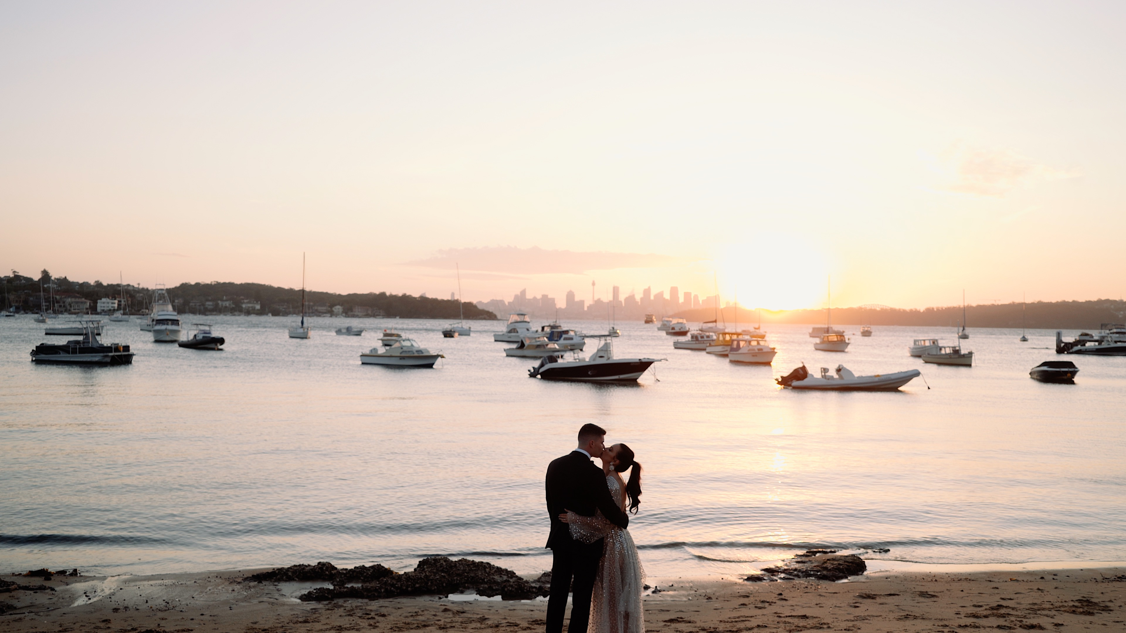 Sarah + Tim | Sydney, Australia | watsons Bay