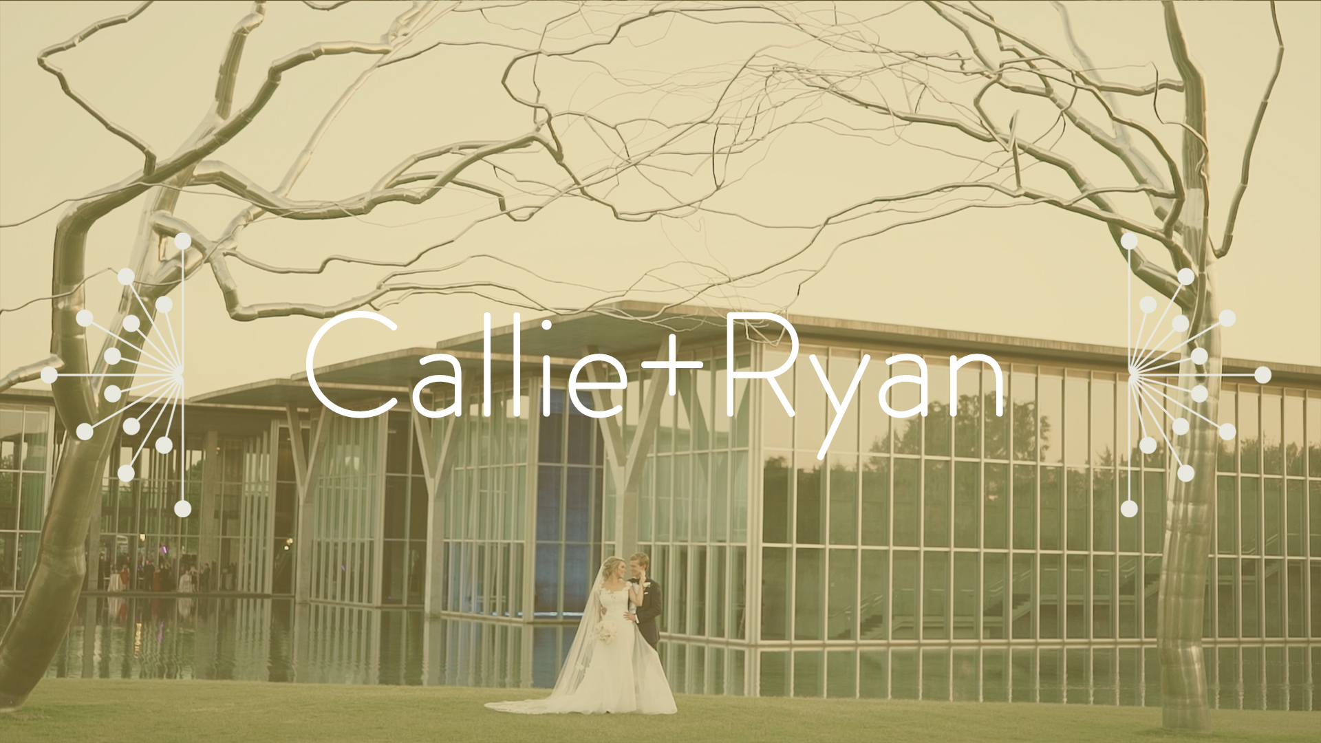 Callie + Ryan | Fort Worth, Texas | Fort Worth Modern Art