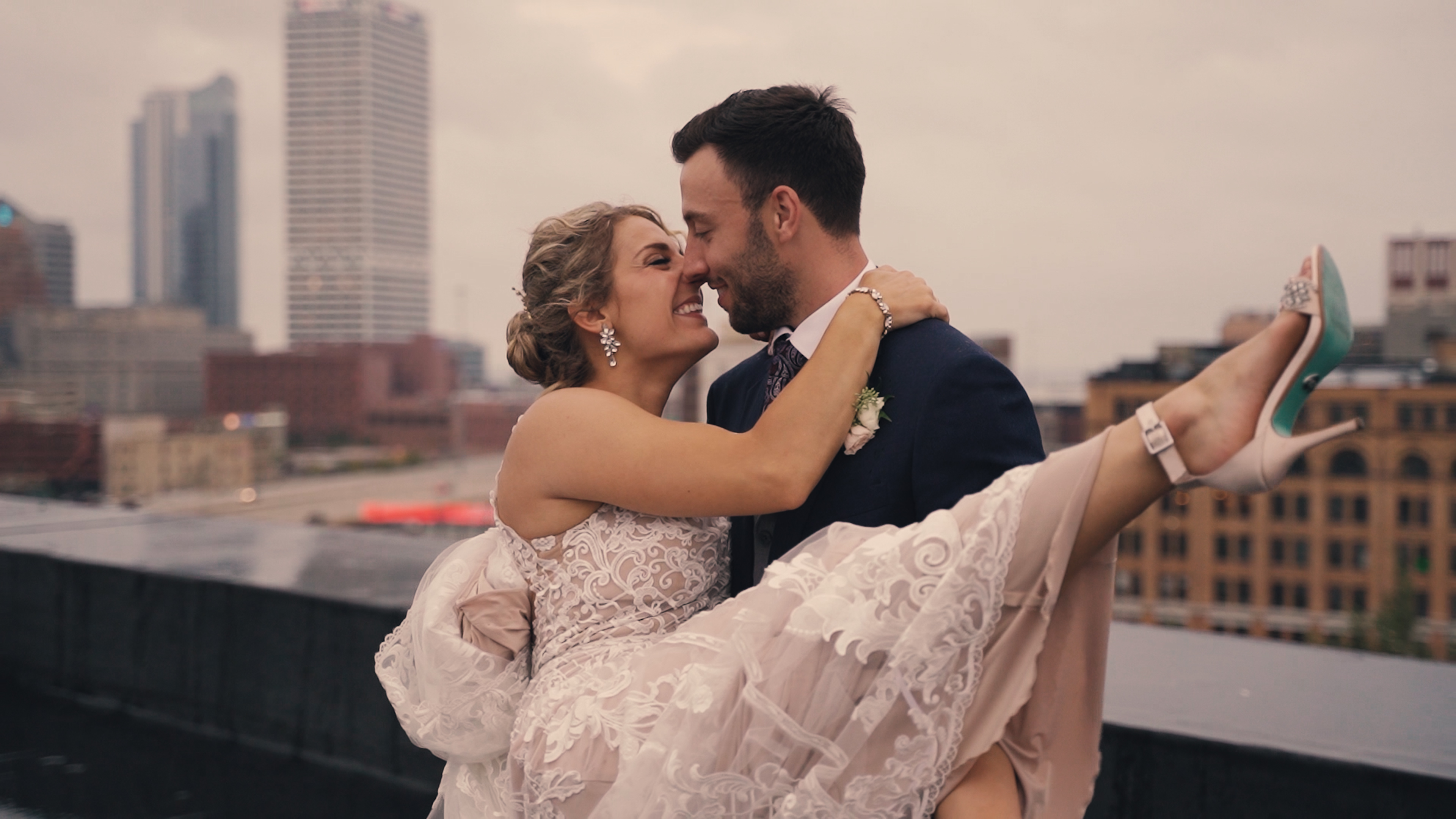 Leah + Mason | Milwaukee, Wisconsin | The Pritzlaff