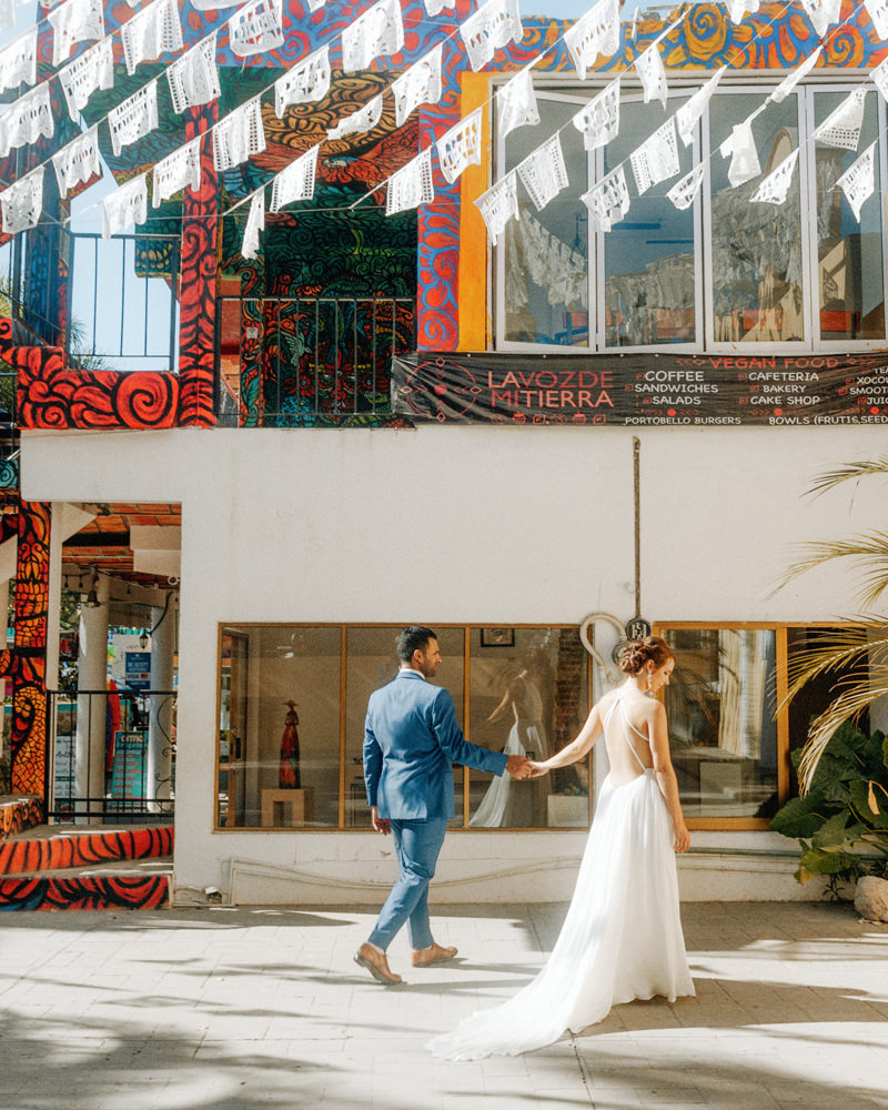 Shannon + Aneesh | Sayulita, Mexico | Don Pedro's Palapa