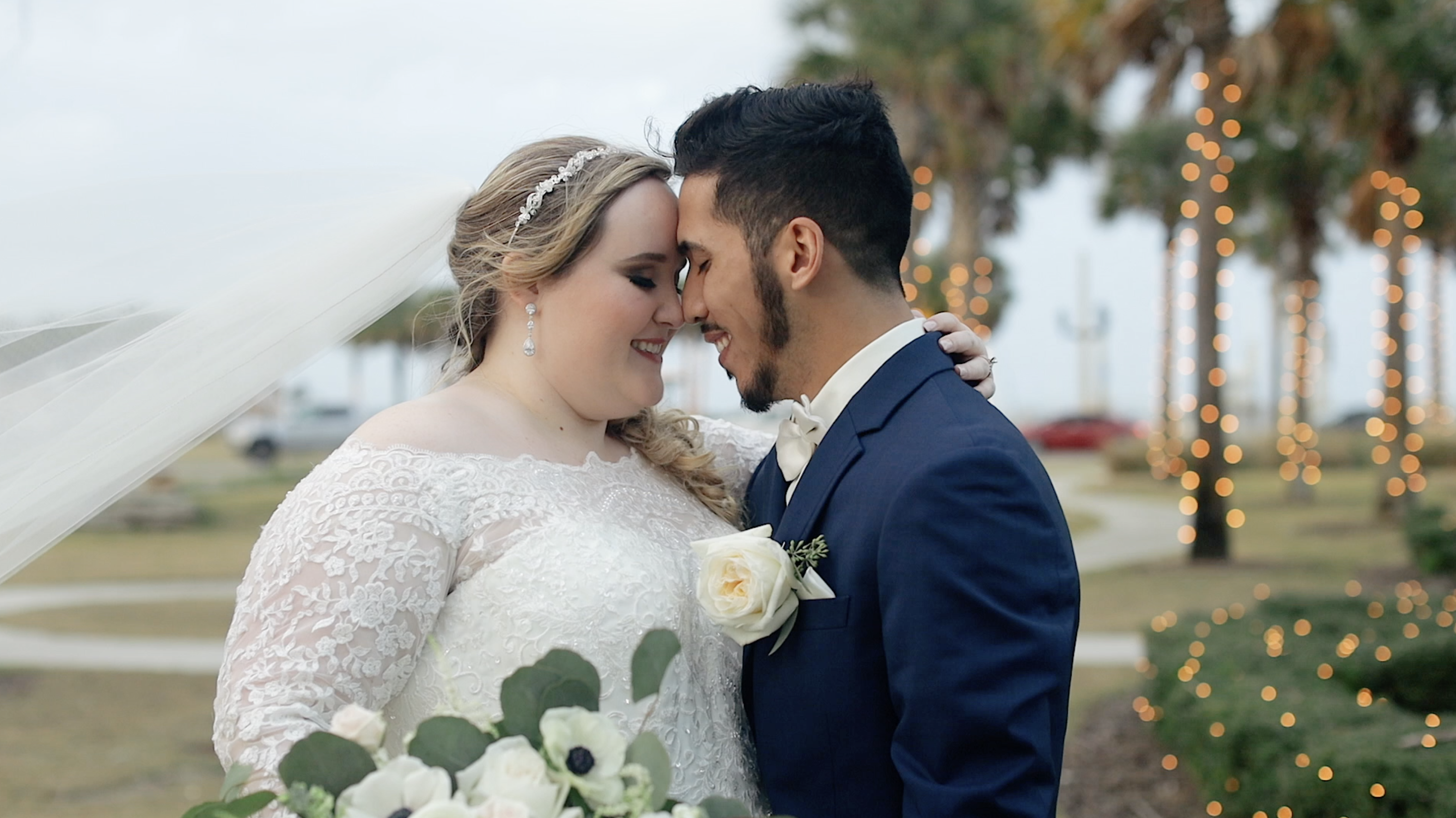 Sarah + Ricky | St. Augustine, Florida | The White Room