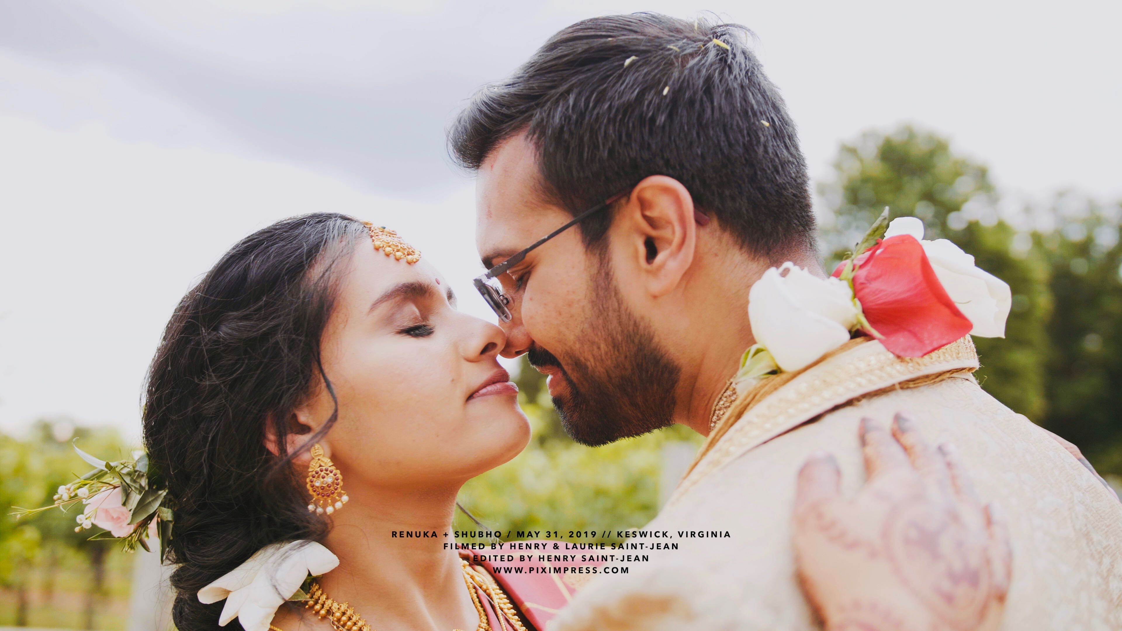 Rebuka + Shubho | Keswick, Virginia | Keswick Vineyards