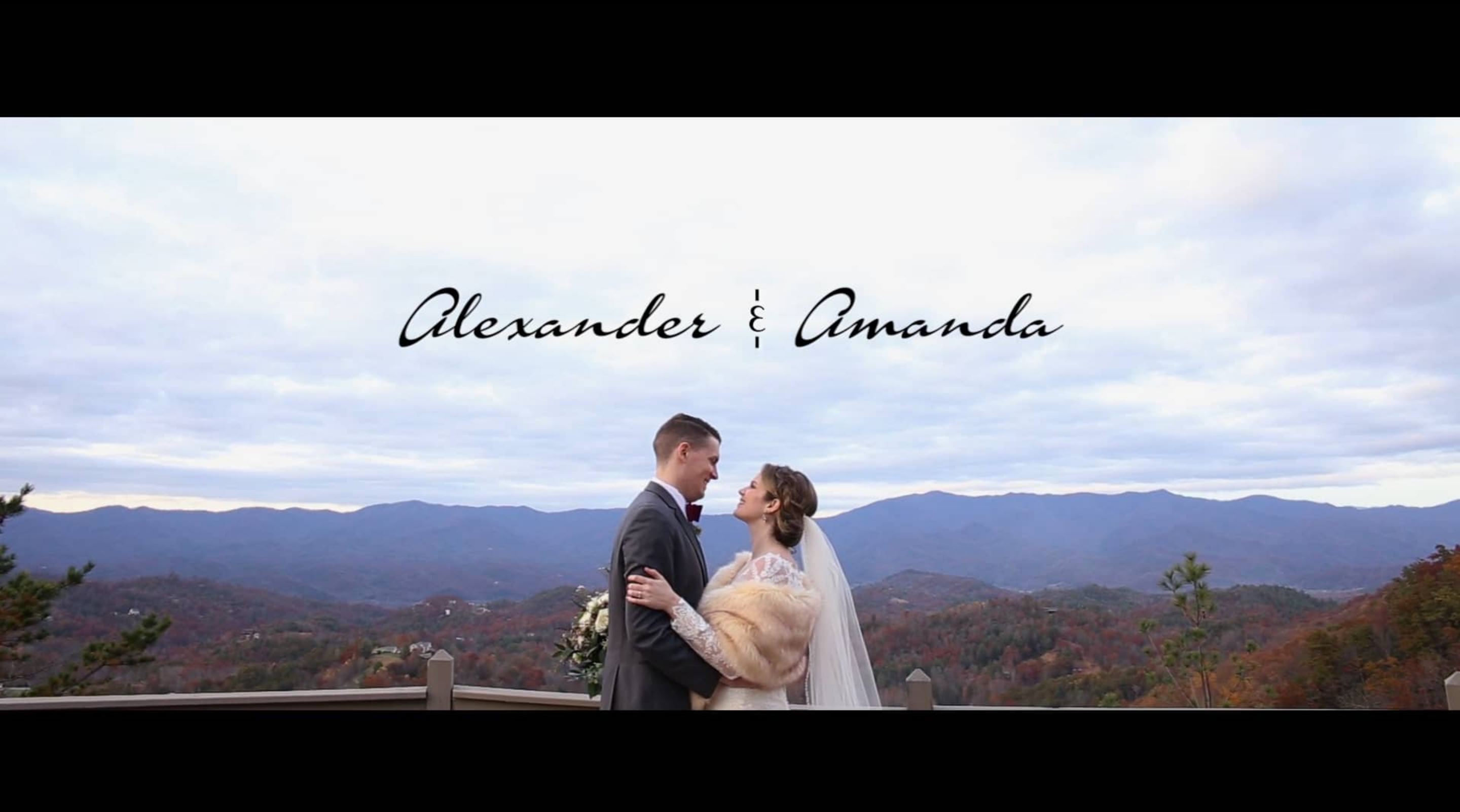 Alex + Amanda | Andrews, North Carolina | Hawkesdene Estate