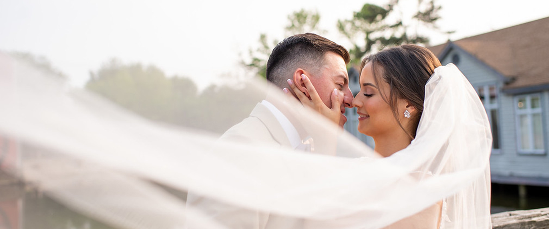 Monica + Cesar | Absecon, New Jersey | The Smithville Inn