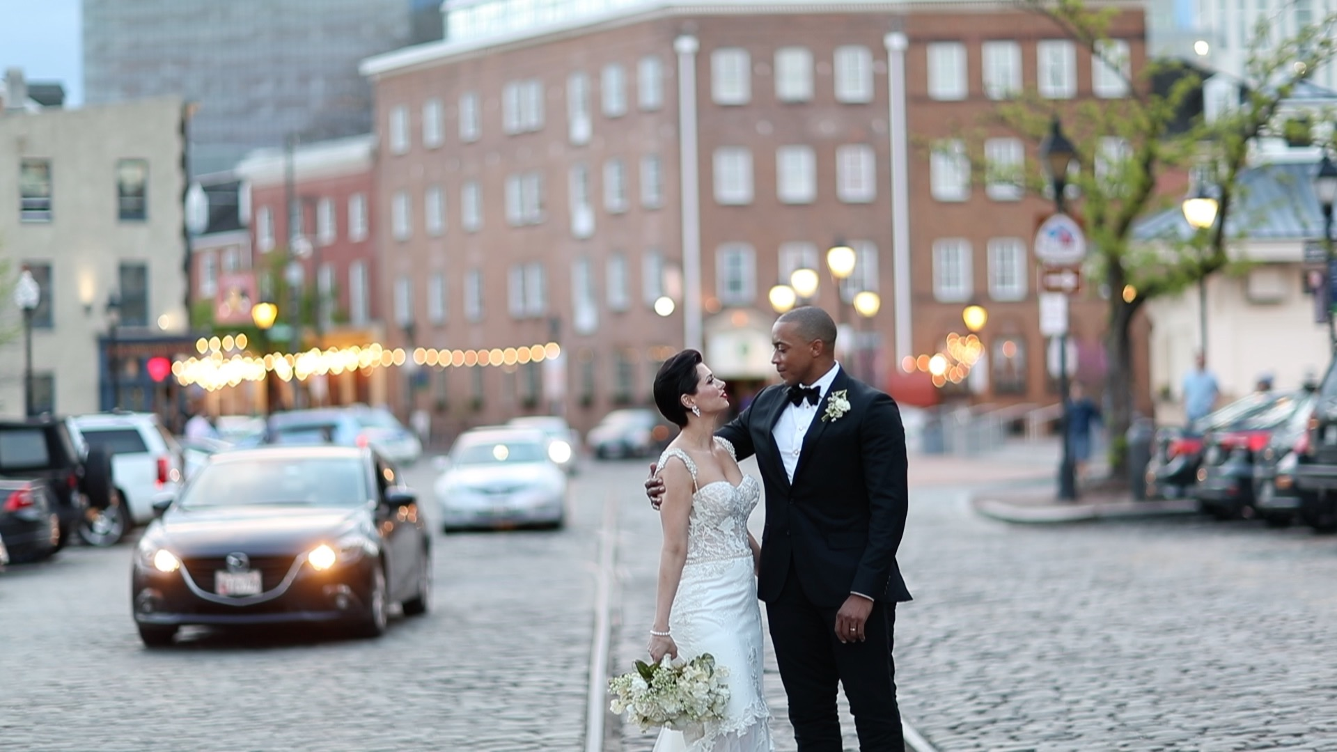 Dimi + Mark | Baltimore, Maryland | Sagamore Pendry