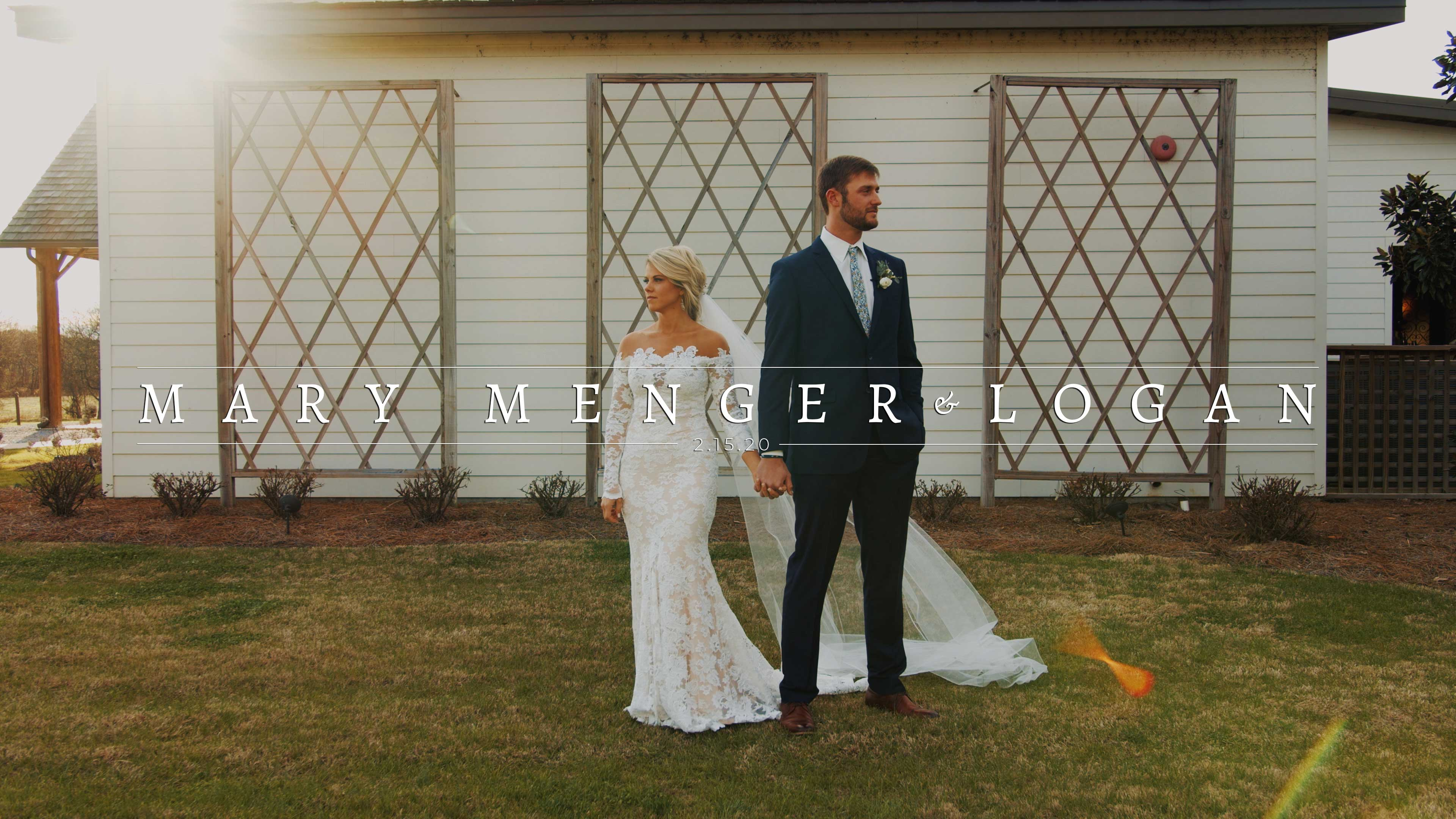 Mary Menger + Logan | Madison, Mississippi | Bridlewood of Madison