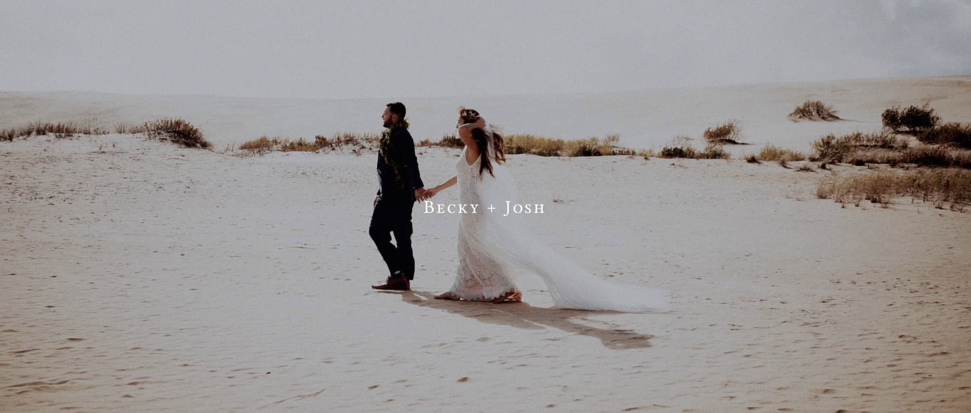 Becky + Josh | North Carolina, North Carolina | Beach