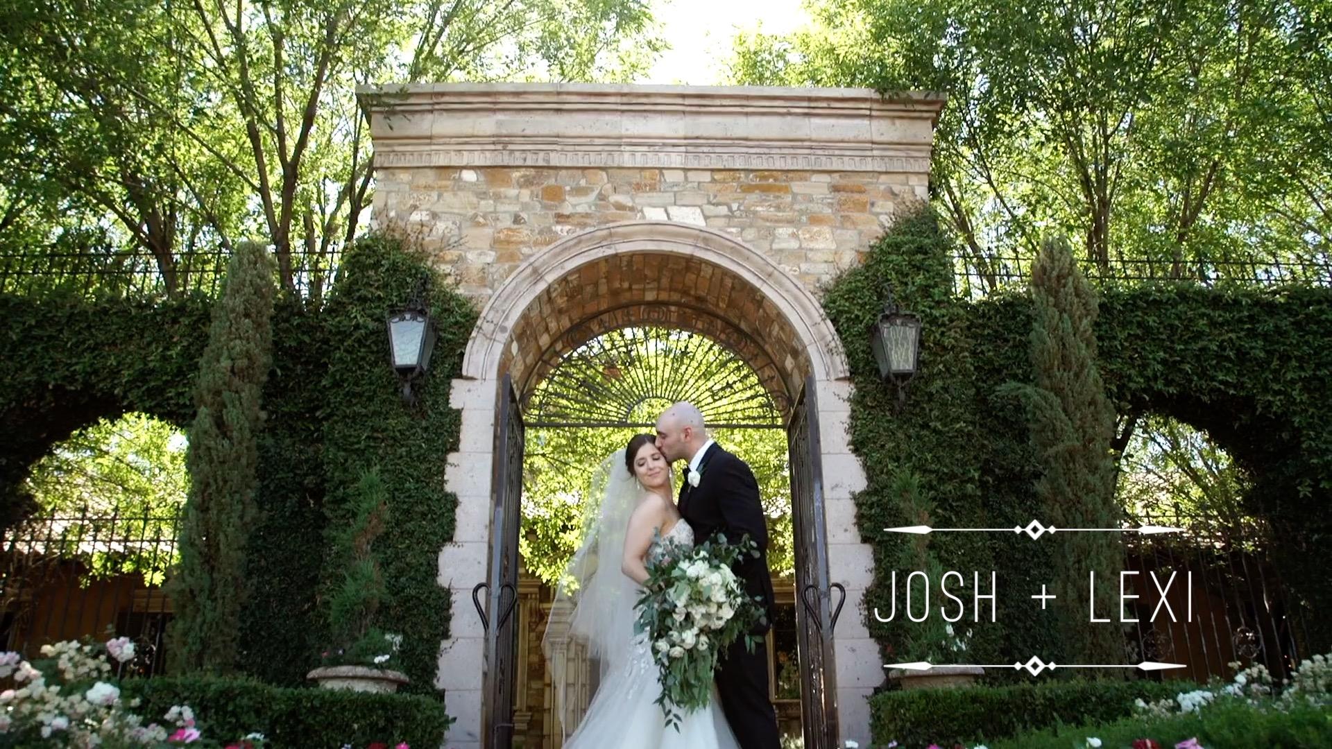 Josh  + Lexi | Scottsdale, Arizona | Villa Siena