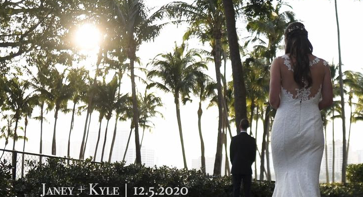 Janey + Kyle | West Palm Beach, Florida | The Ben