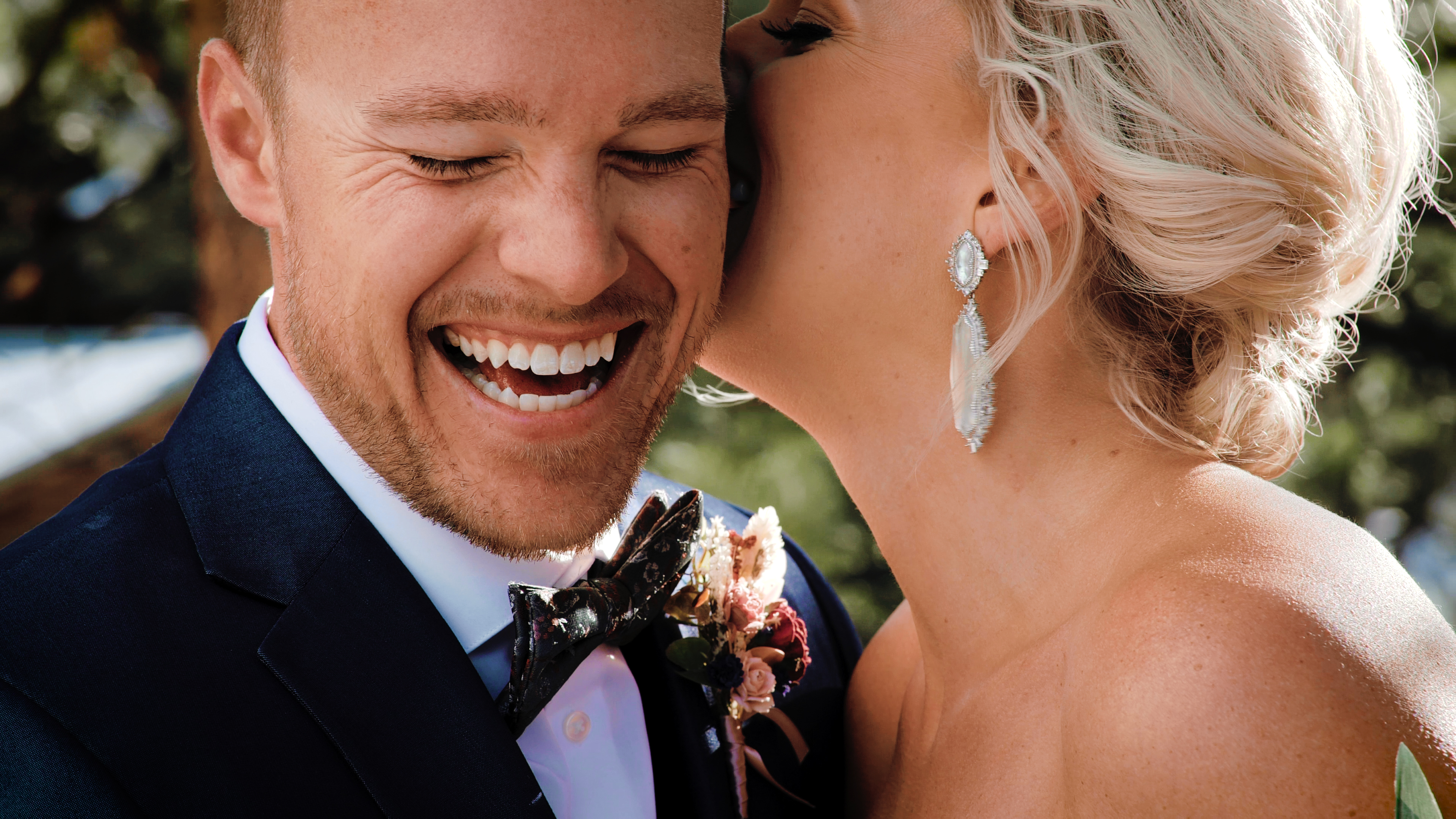 Bethany + Corey | Estes Park, Colorado | Black Canyon Inn