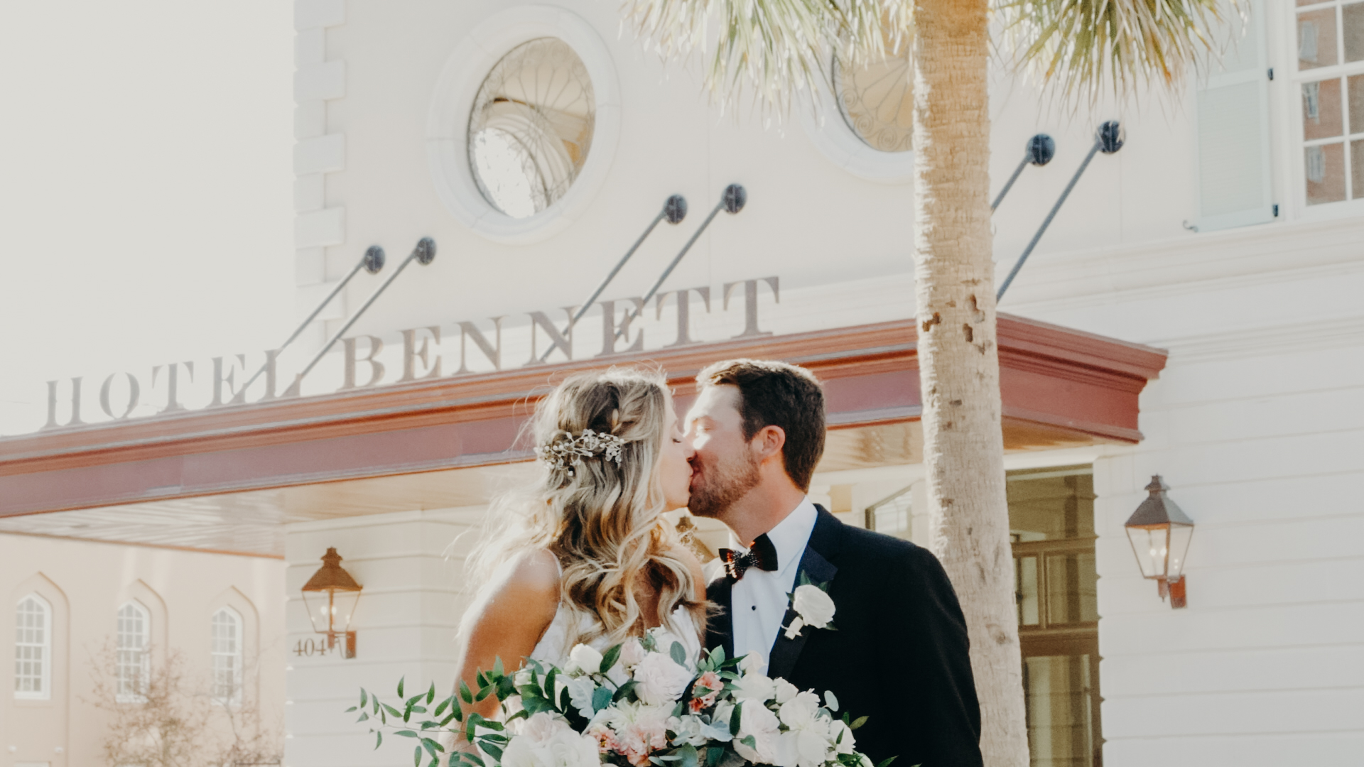 Chloe + Blake | Charleston, South Carolina | Hotel Bennett