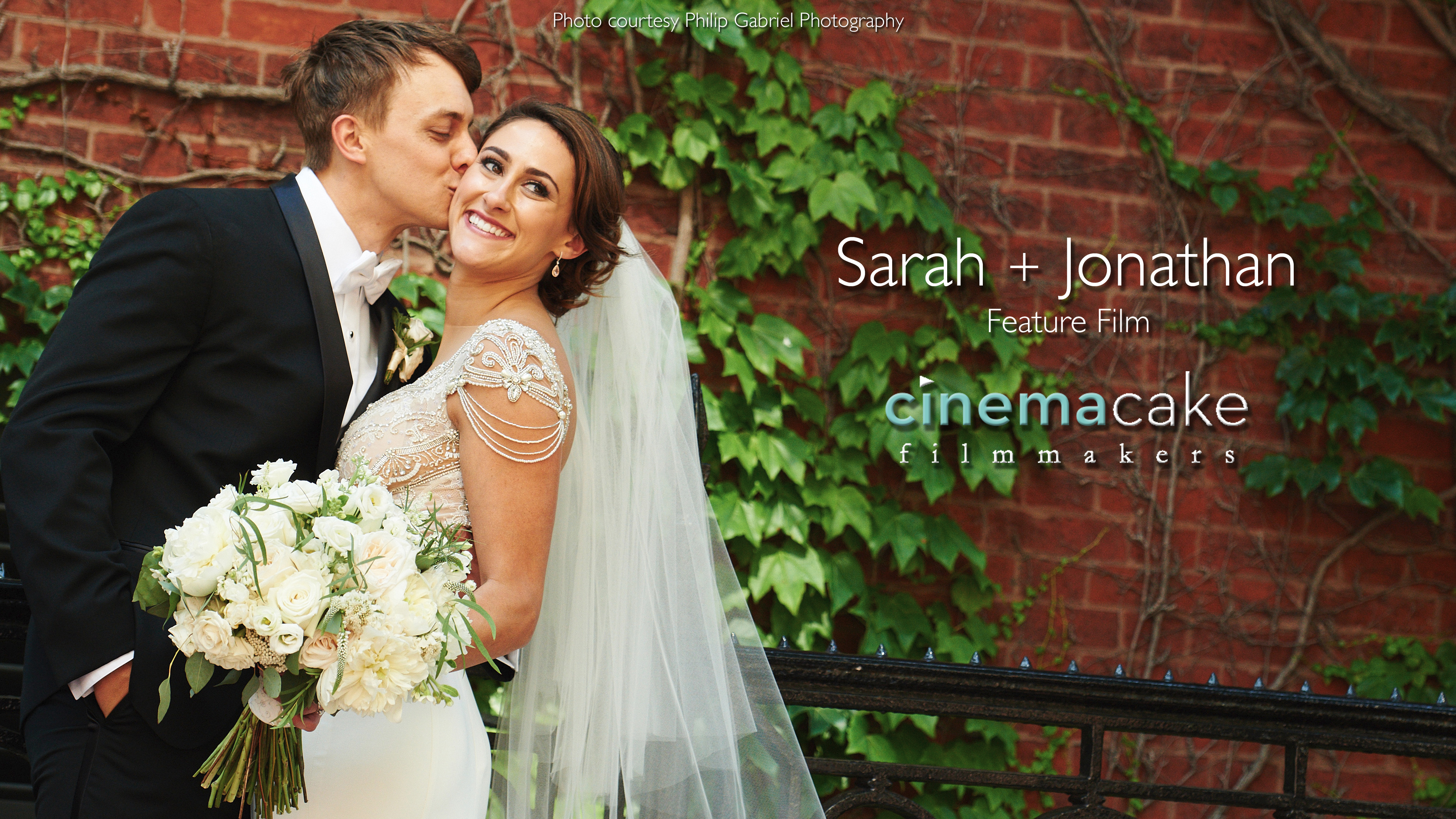 Sarah + Jonathan | Philadelphia, Pennsylvania | The Logan Hotel