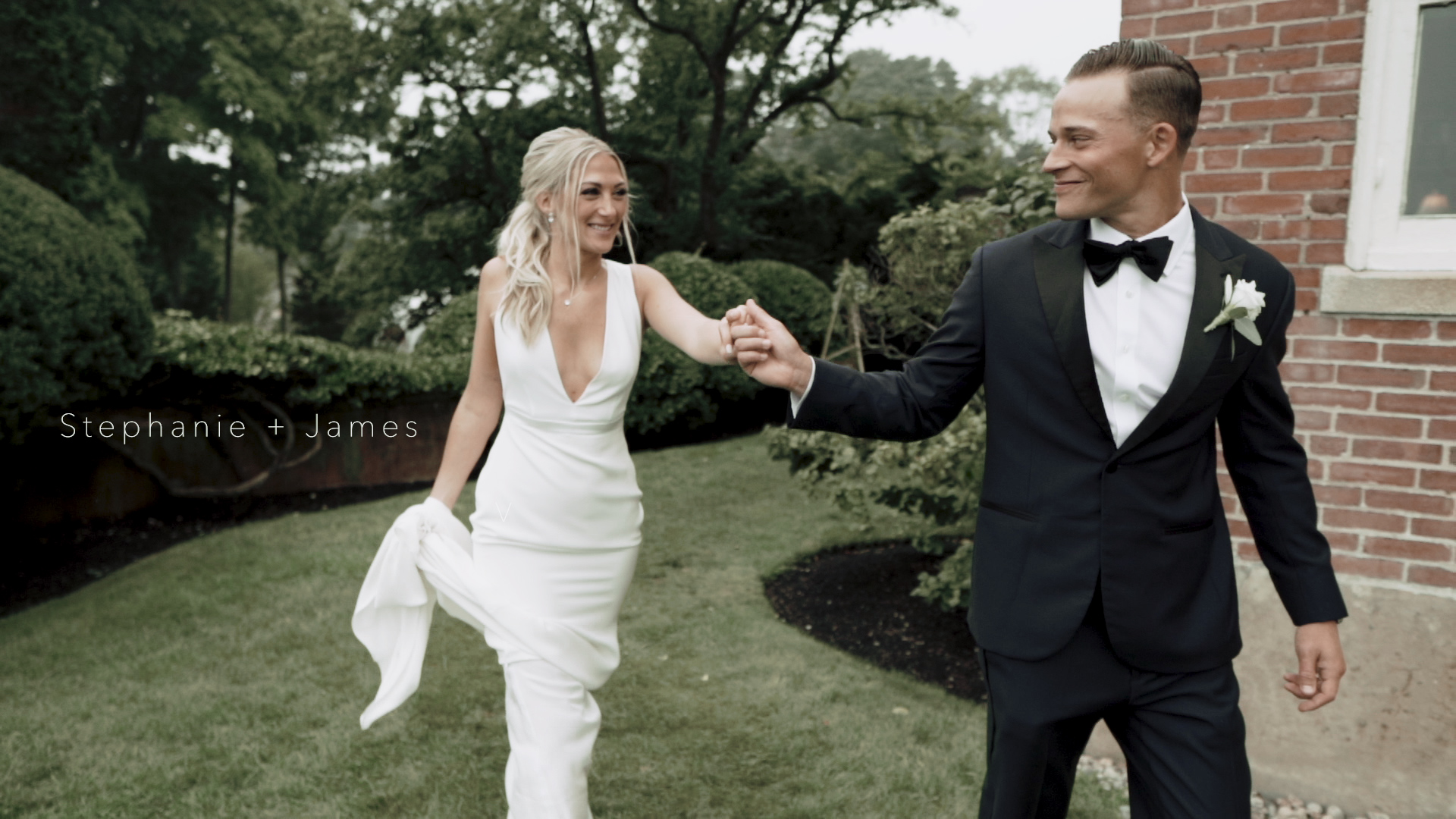 Stephanie + James | Beverly, Massachusetts | Misselwood Estate at Endicott College