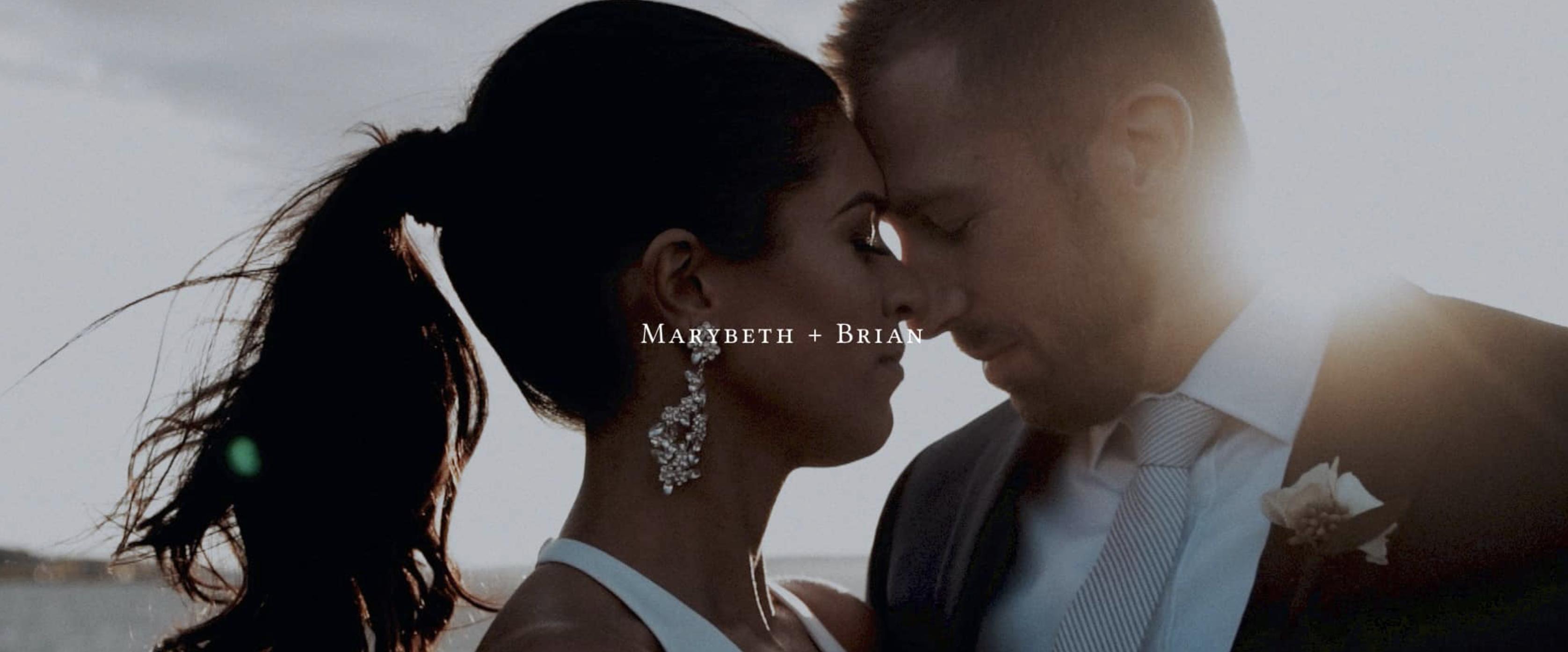 Marybeth + Brian | Newport, Rhode Island | Belle Mer