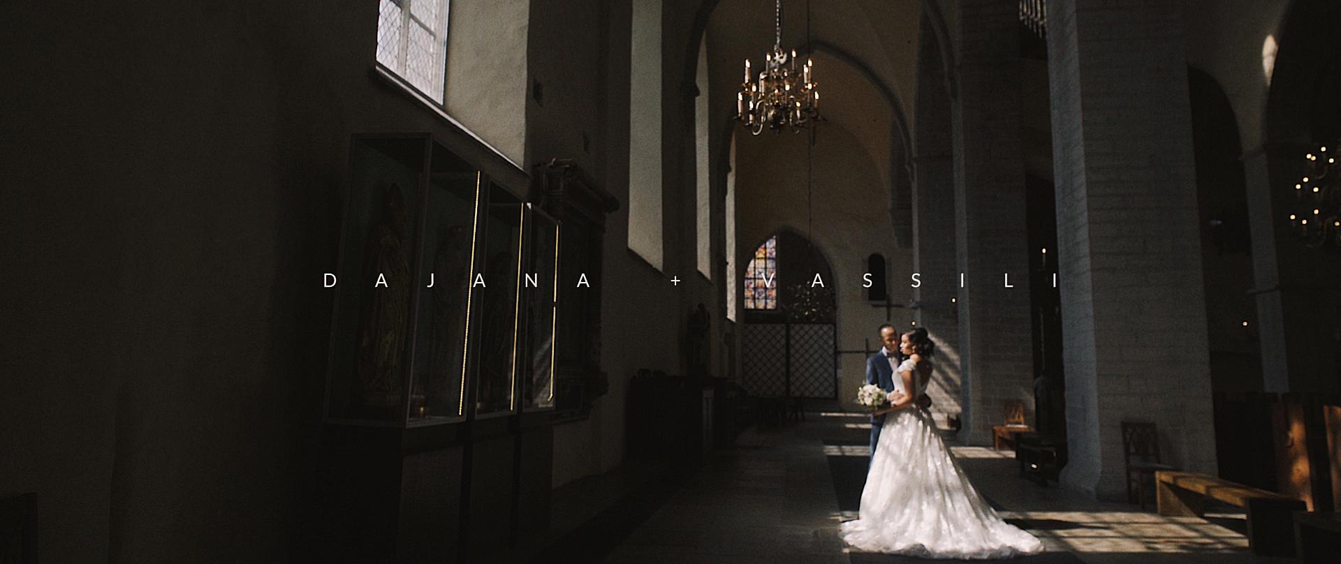 Dajana + Vassili | Saku, Estonia | Saku manor