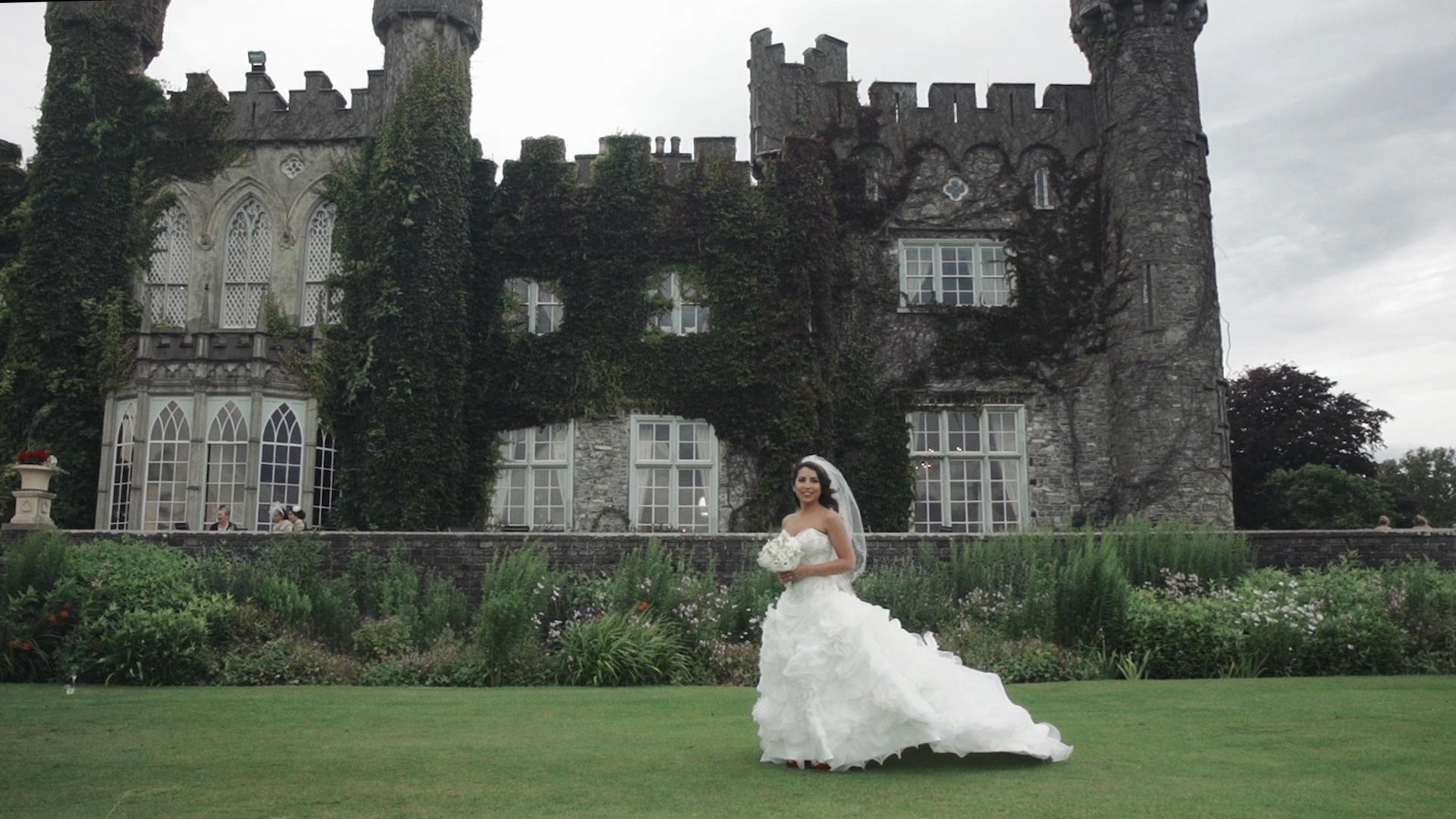 Eva + Joey | Dublin, Ireland | Luttrelstown Castle