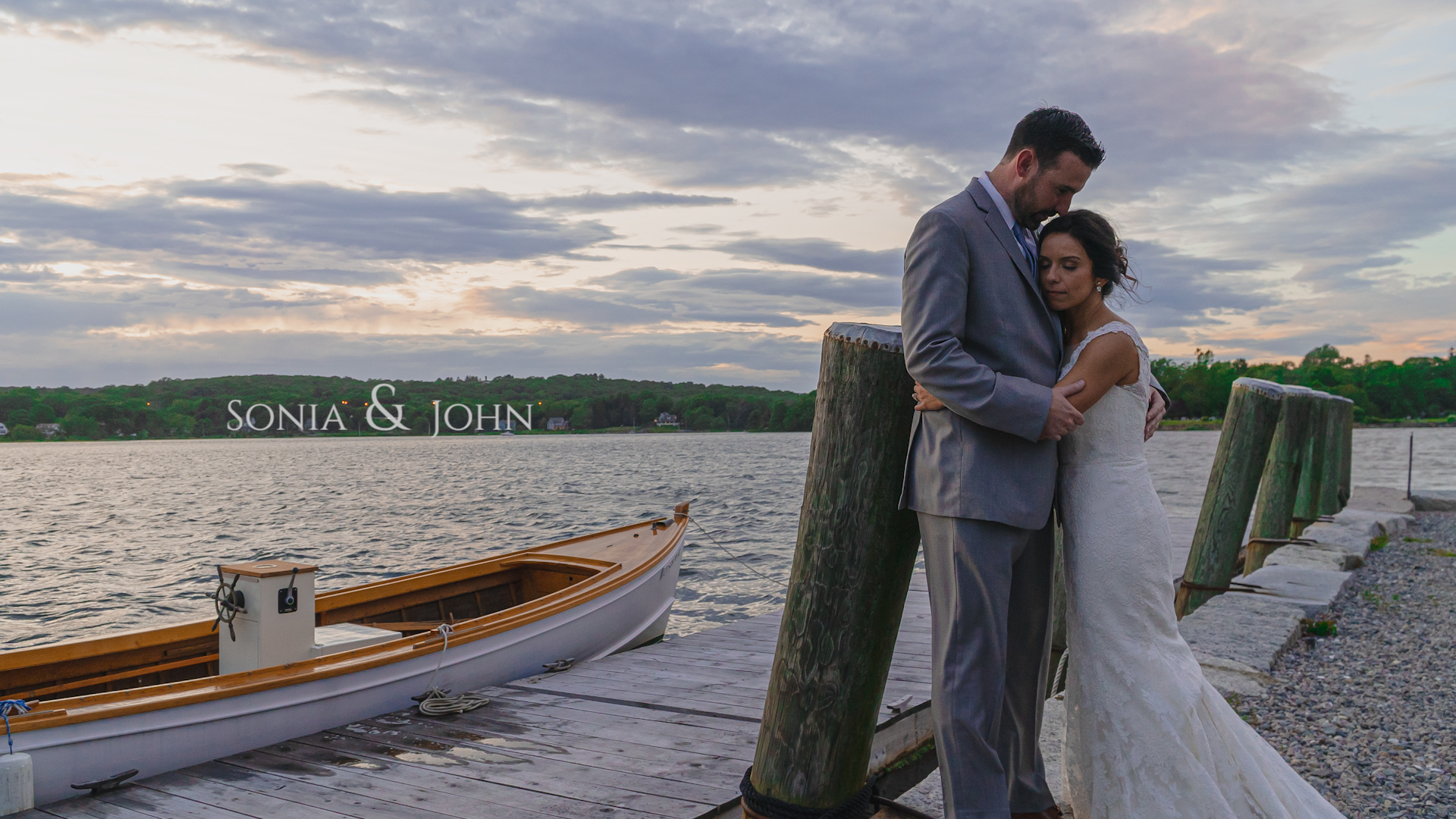 Sonia + John | Mastic Beach, New York | Latitude 41