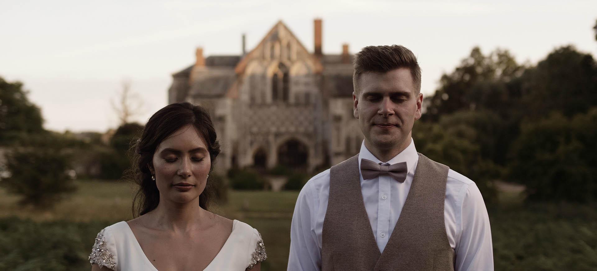 Jenny + Darryl   Woodbridge, United Kingdom   Butley Priory