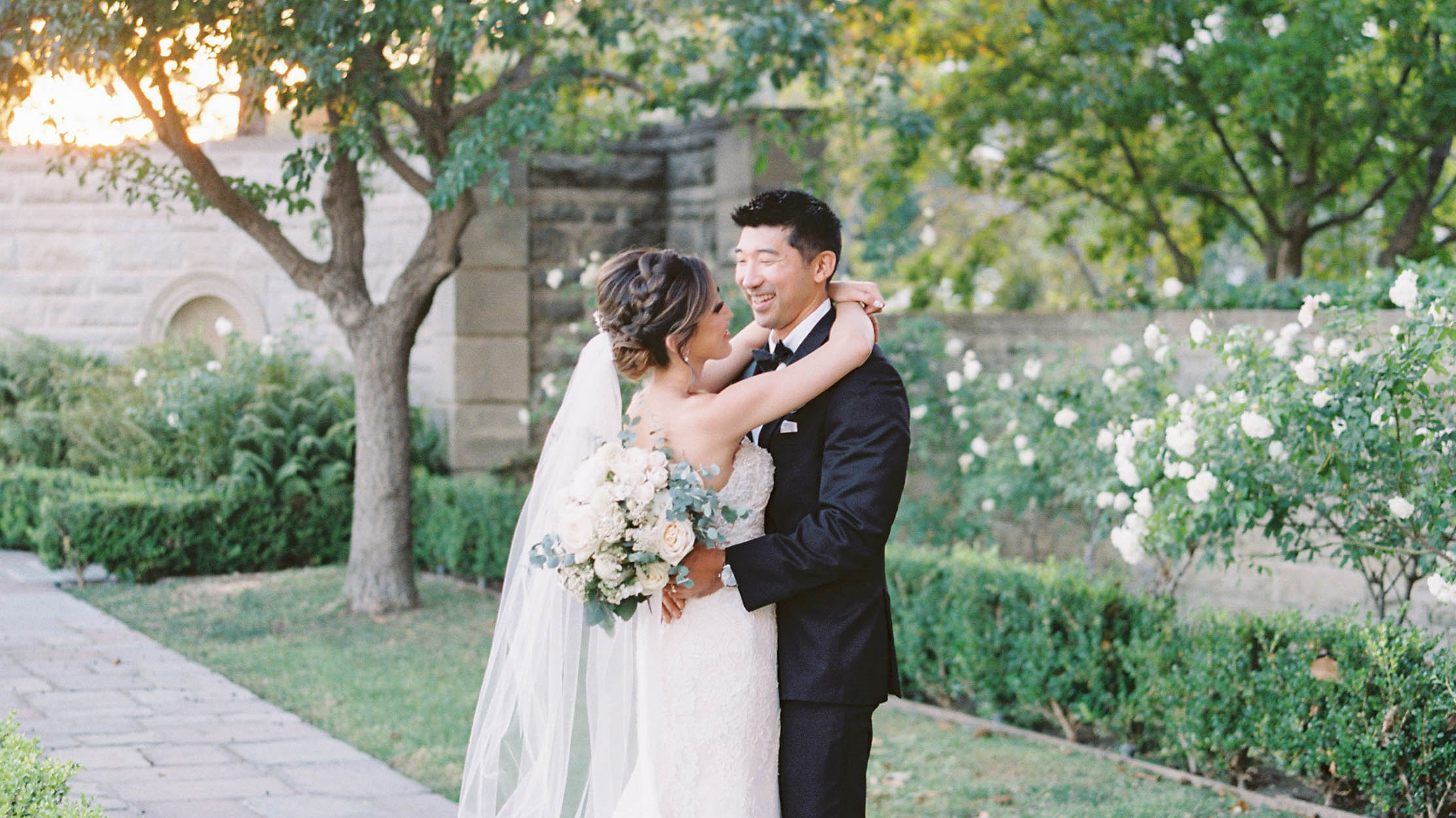Adam + Jinny | Beverly Hills, California | Greystone Mansion