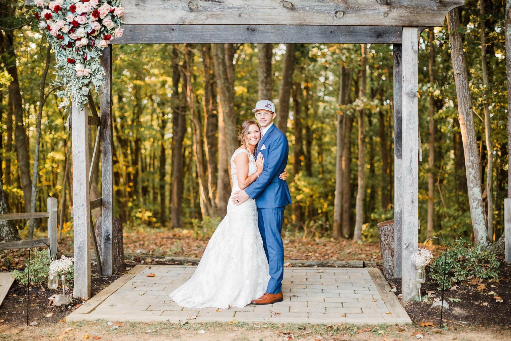 Brittany + Jacob | Pembroke, Virginia | Lovewell Lodge and Weddings