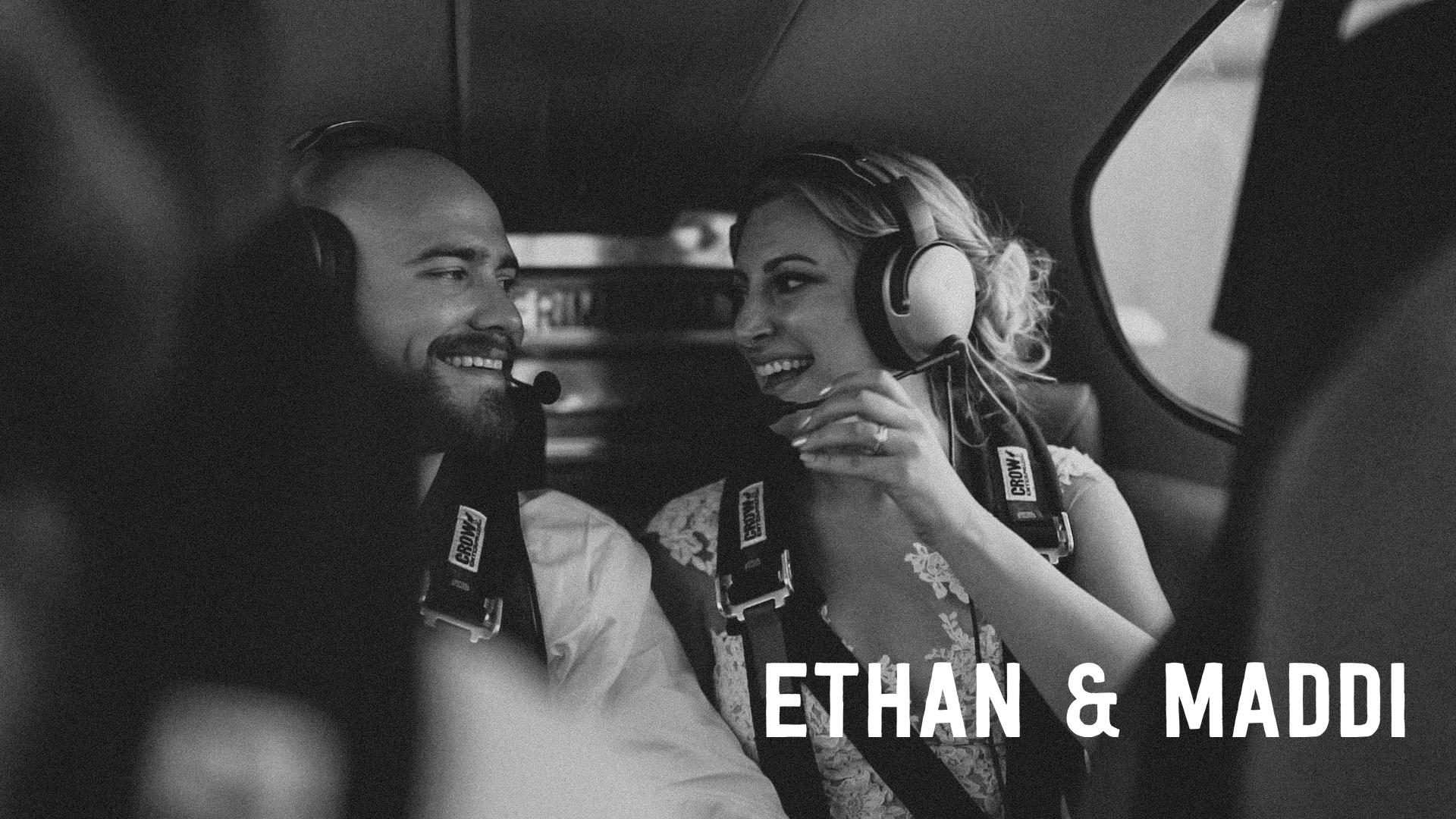 Ethan + Maddi | Prosser, Washington | Prosser airport