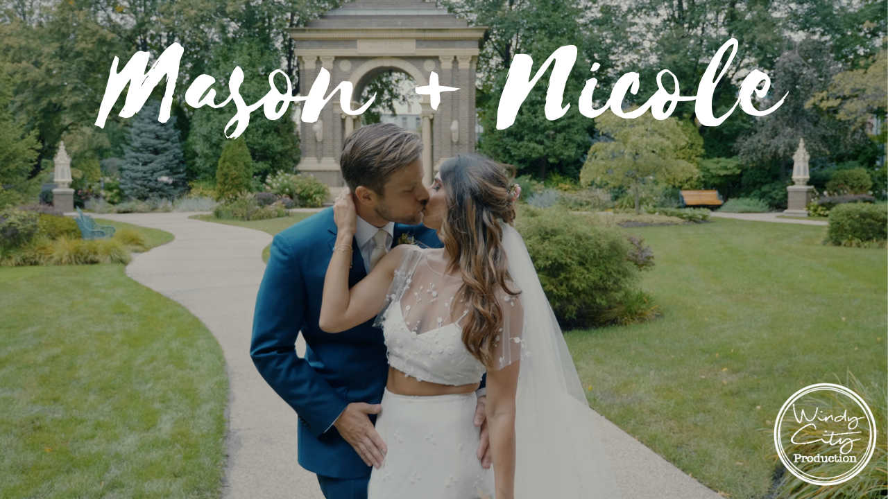 Nicole + Mason | Chicago, Illinois | Morgan On Fulton