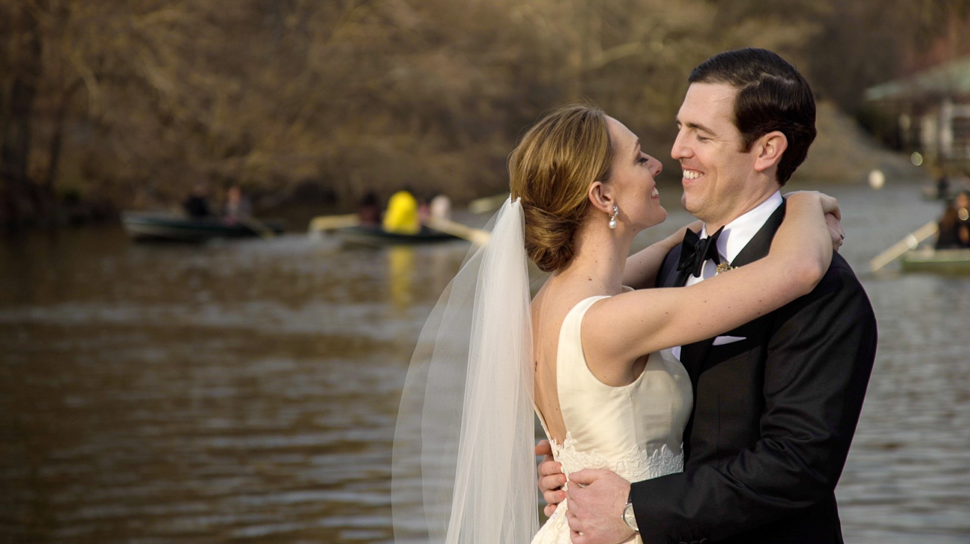 Amanda + Will | New York, New York | Central Park Boathouse