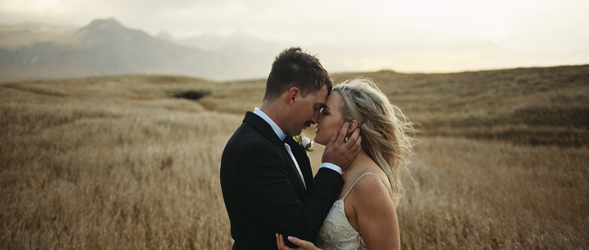 Nicole + Ryan | Búðir, Iceland | Budir Church