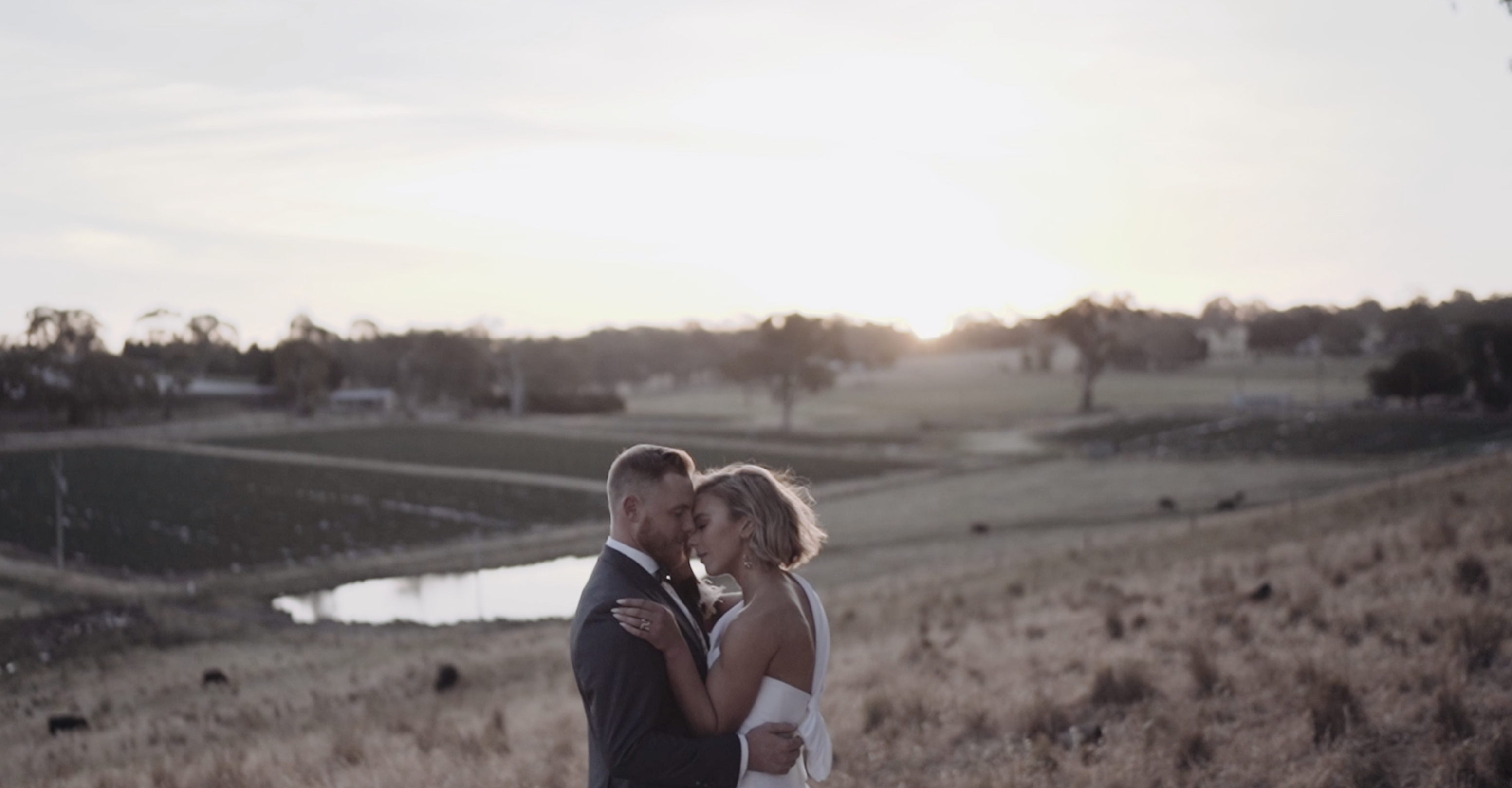 Sarah + Pat | Hay Valley, Australia | Lot 100