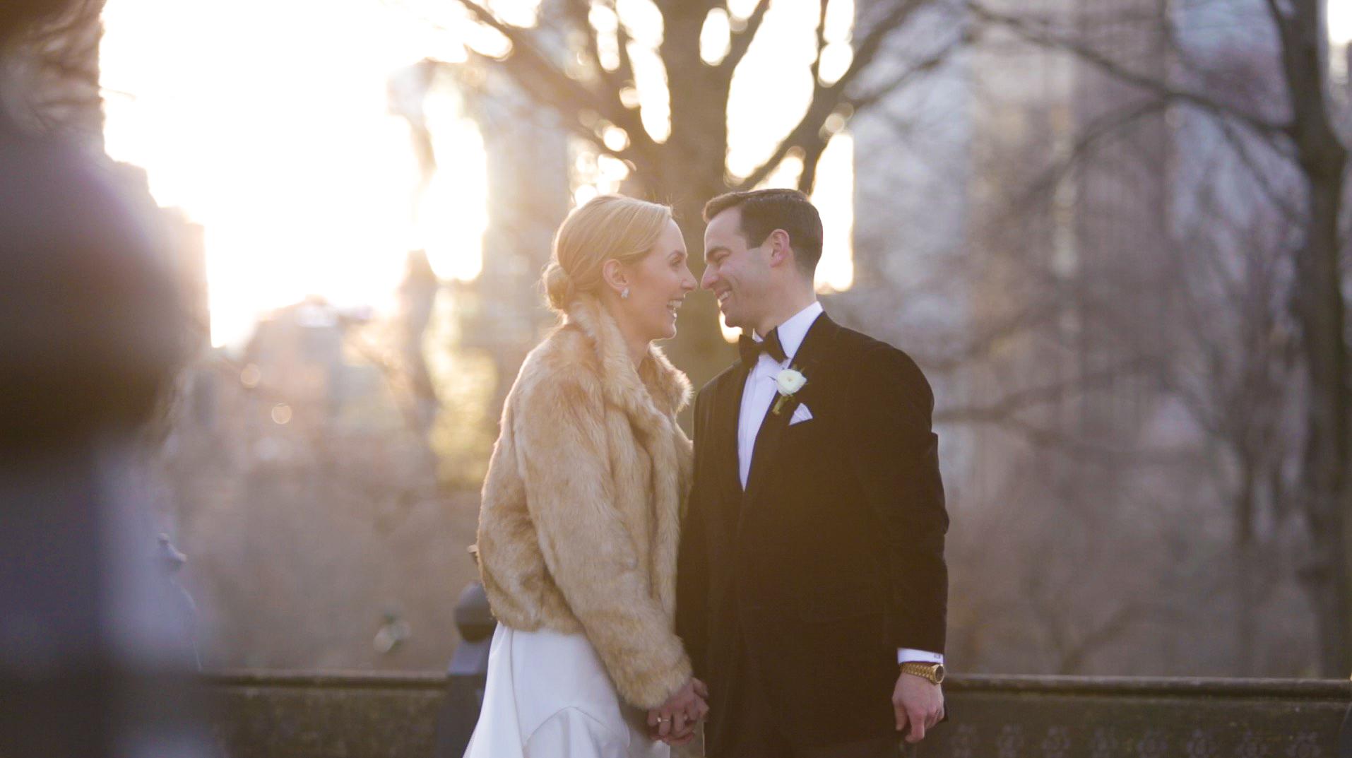 Katie + Aron   New York, New York   Central Park Boathouse