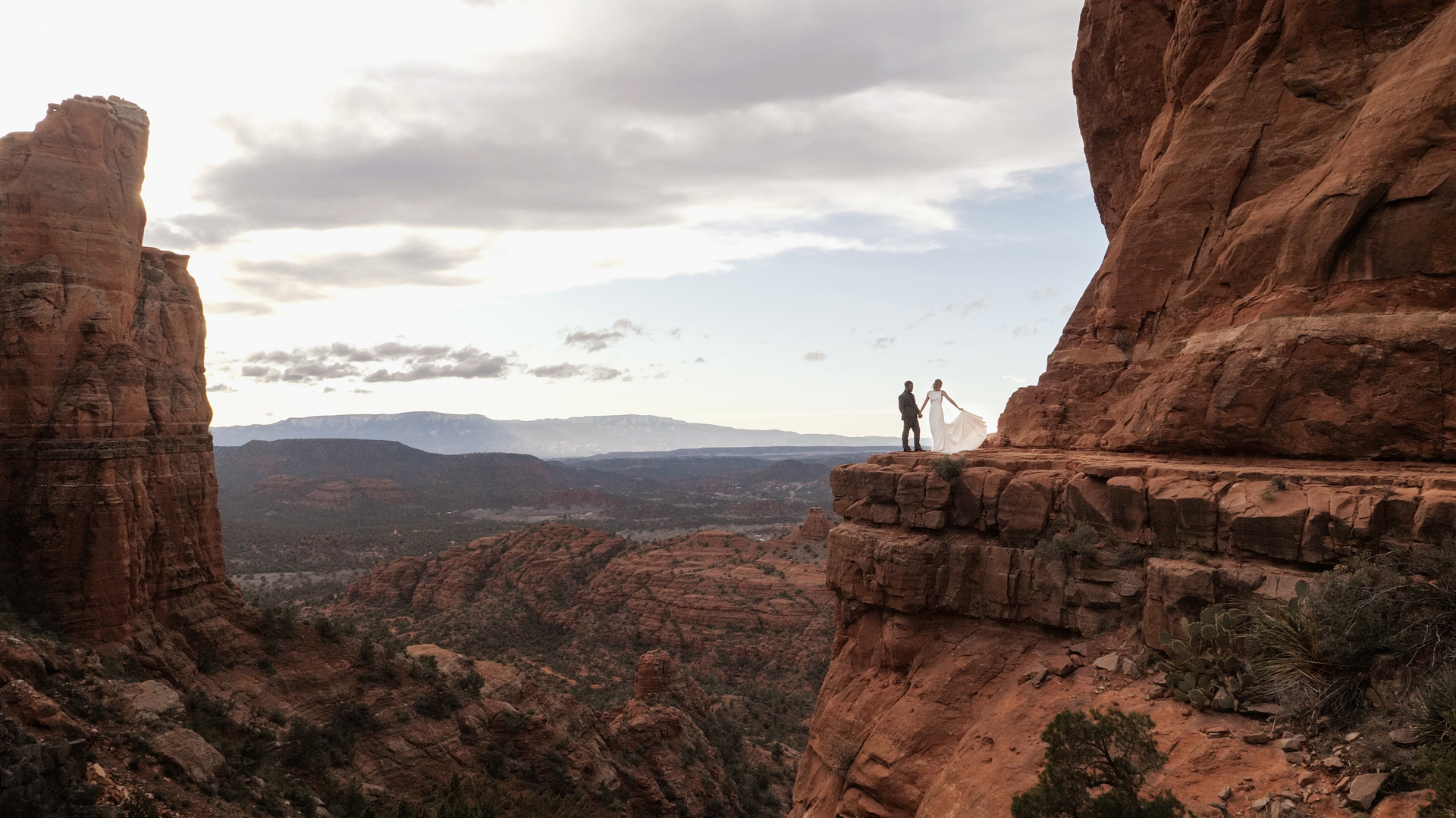 Alexa + Dalton | Sedona, Arizona | Cathedral Rock