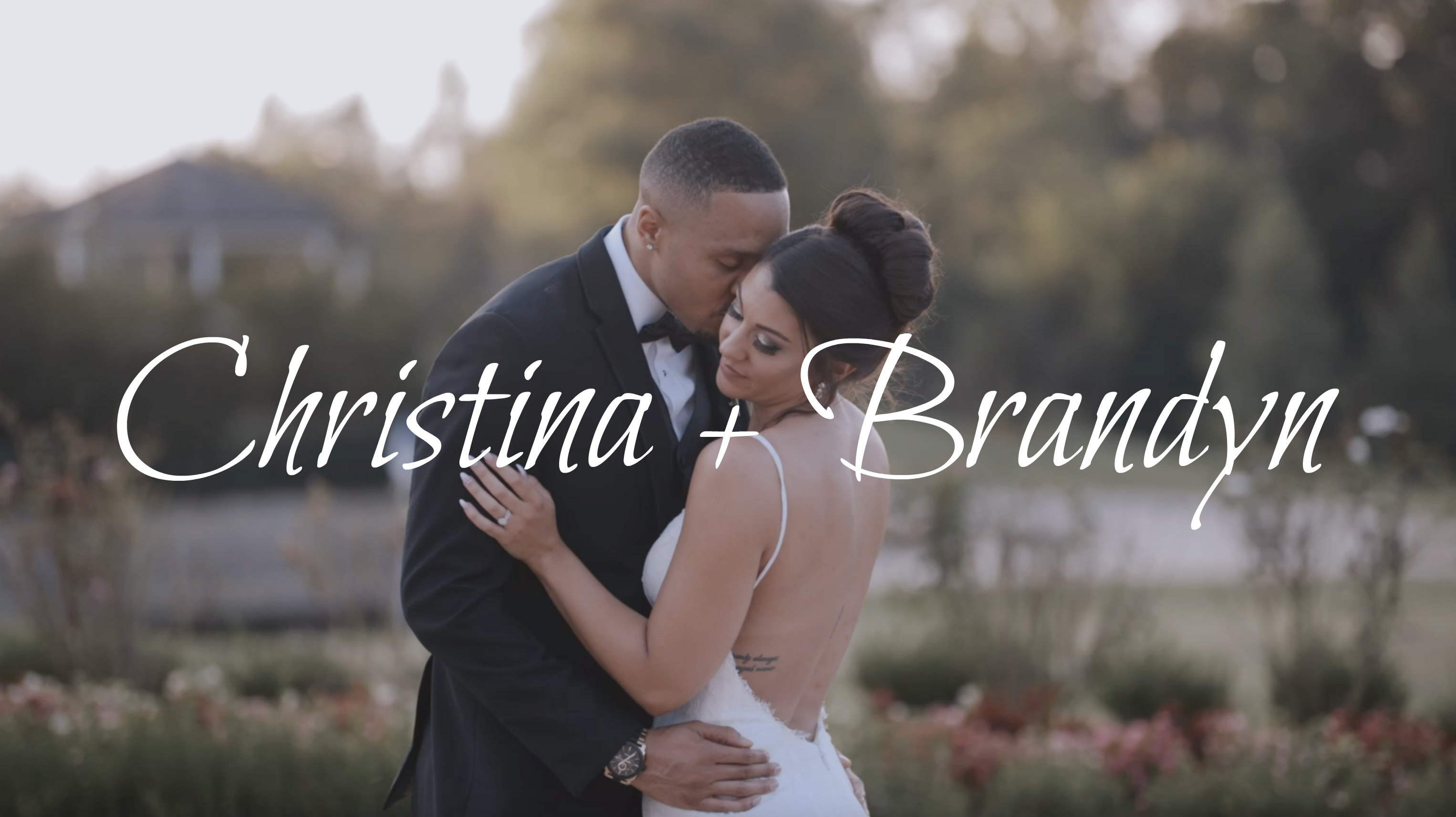 Christina + Brandyn | Charlotte, North Carolina | The Ballantyne Hotel