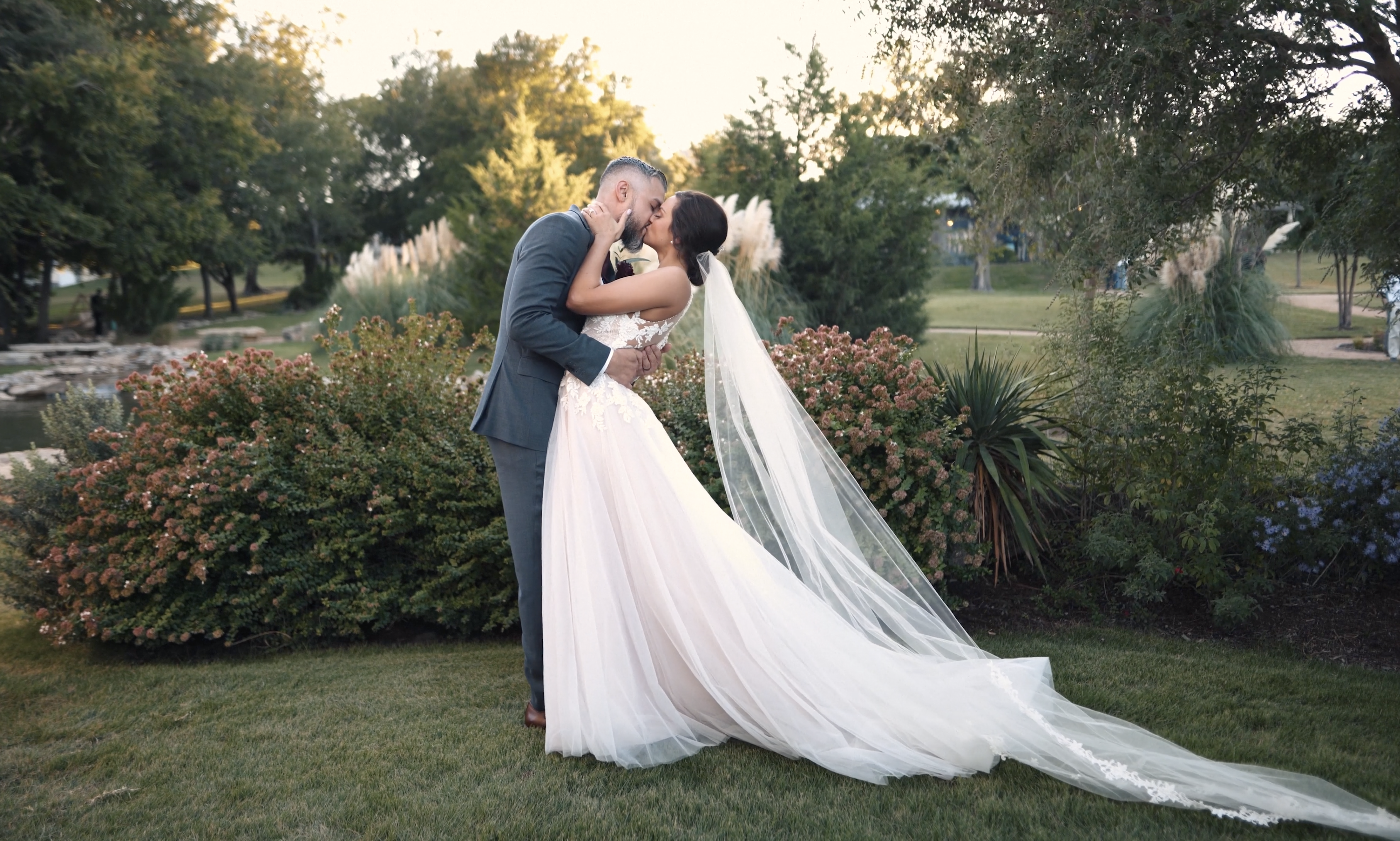 Paige + Aaron | Weatherford, Texas | The Brooks at Weatherford