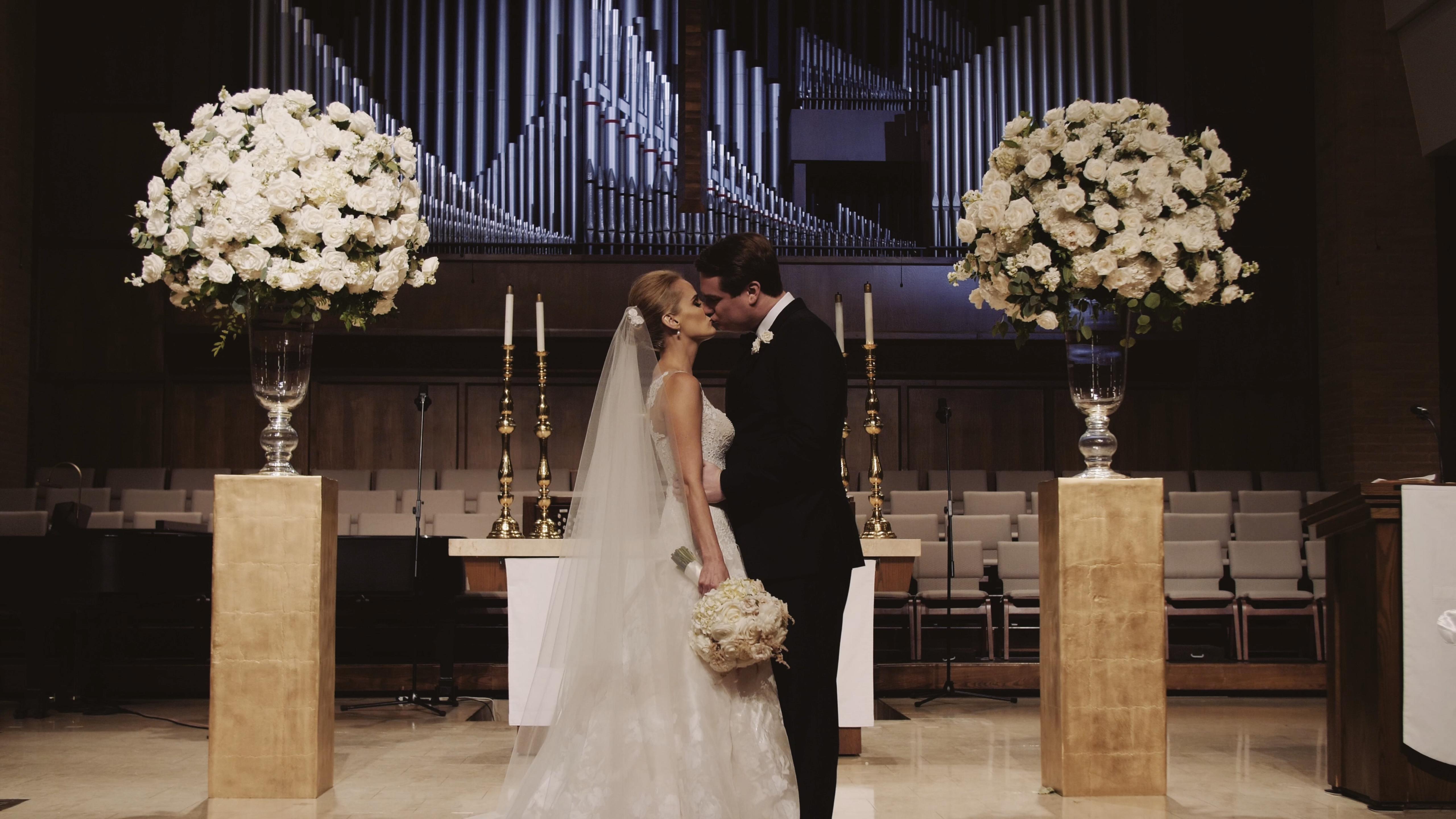 Anny Knight + Will Huddleston | Houston, Texas | The Corinthian